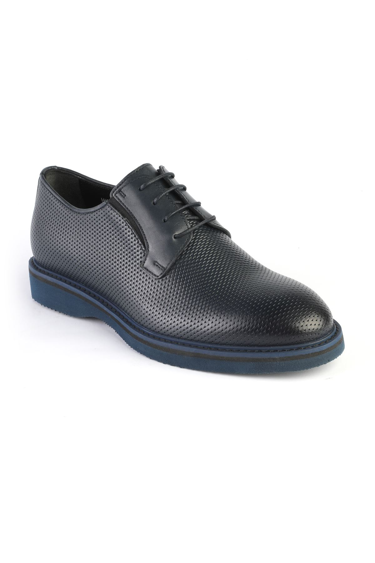 Libero 3261 Navy Blue Casual Shoes