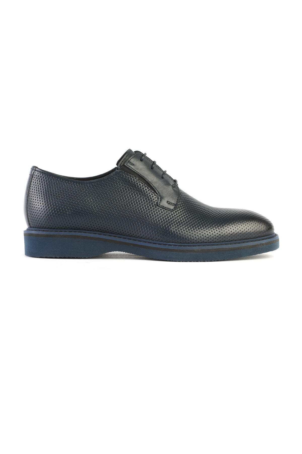 Libero 3261 Navy Blue Casual Shoes