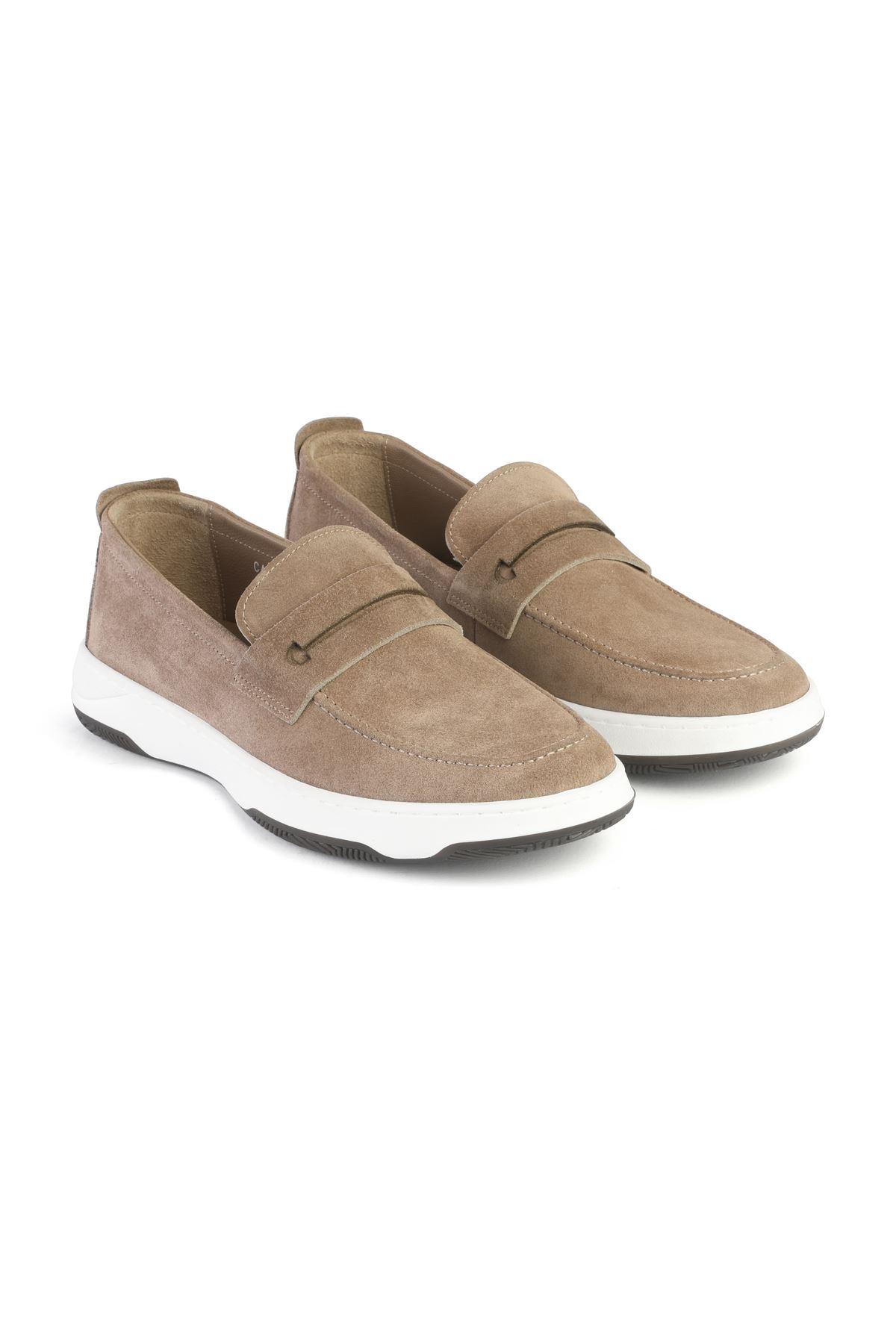 Libero 3229 Vizon Loafer Ayakkabı
