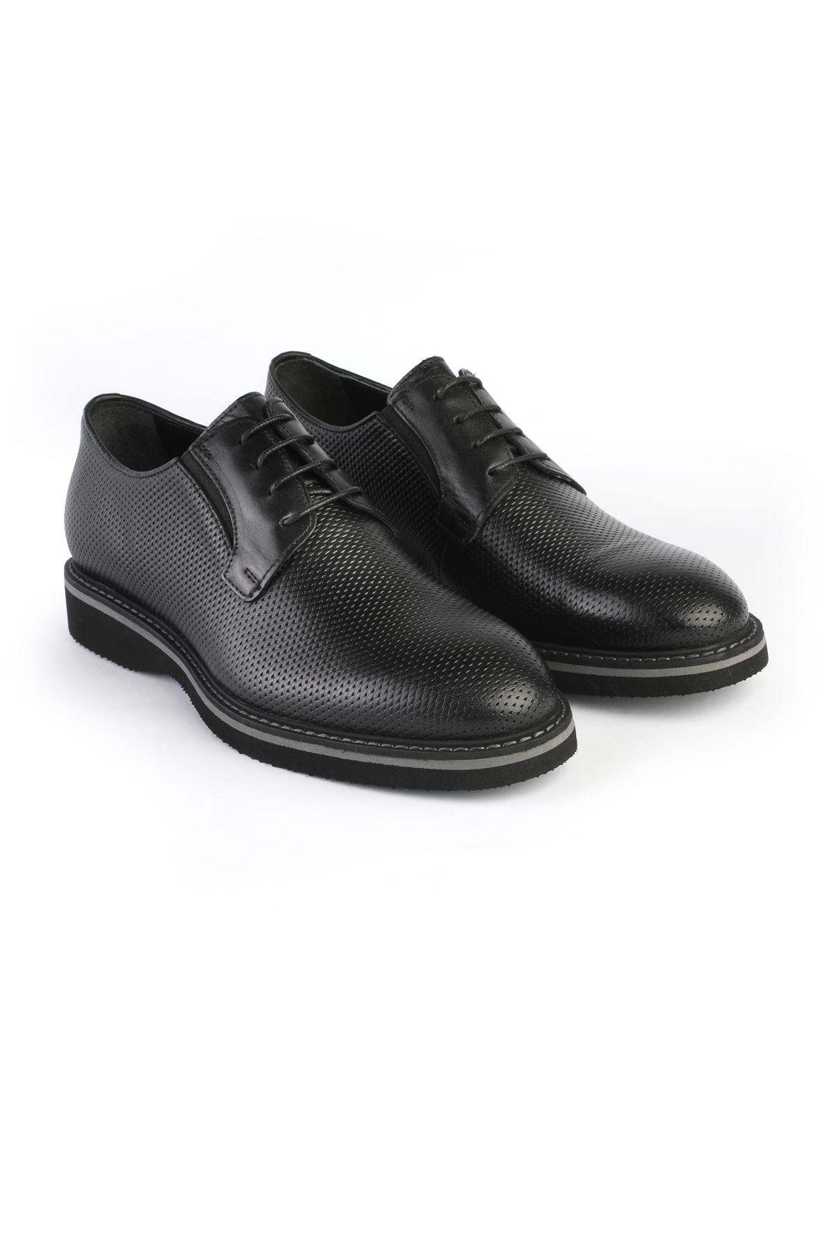 Libero 3261 Black Oxford Shoes
