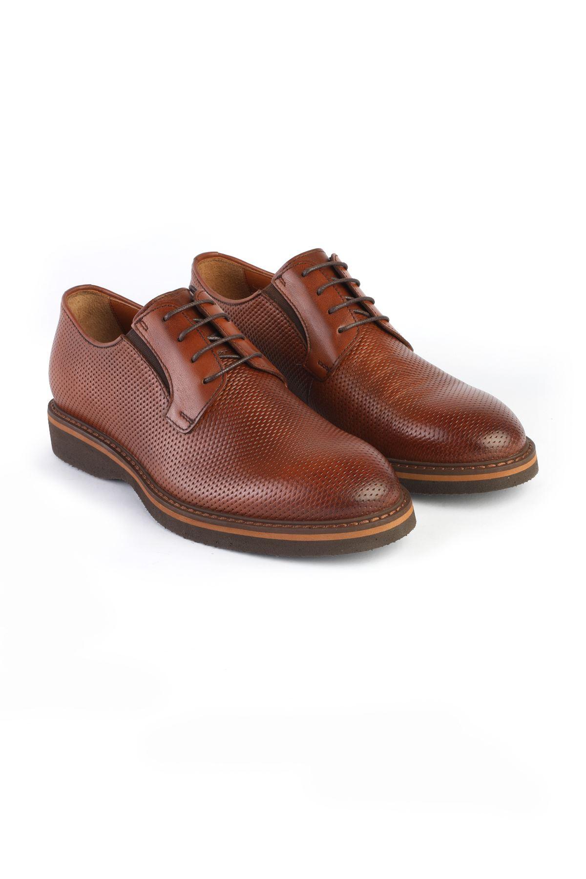 Libero 3261 Brown Oxford Shoes