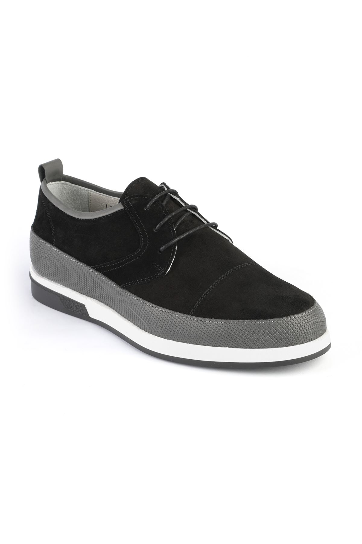 Libero 3367 Black Loafer Shoes