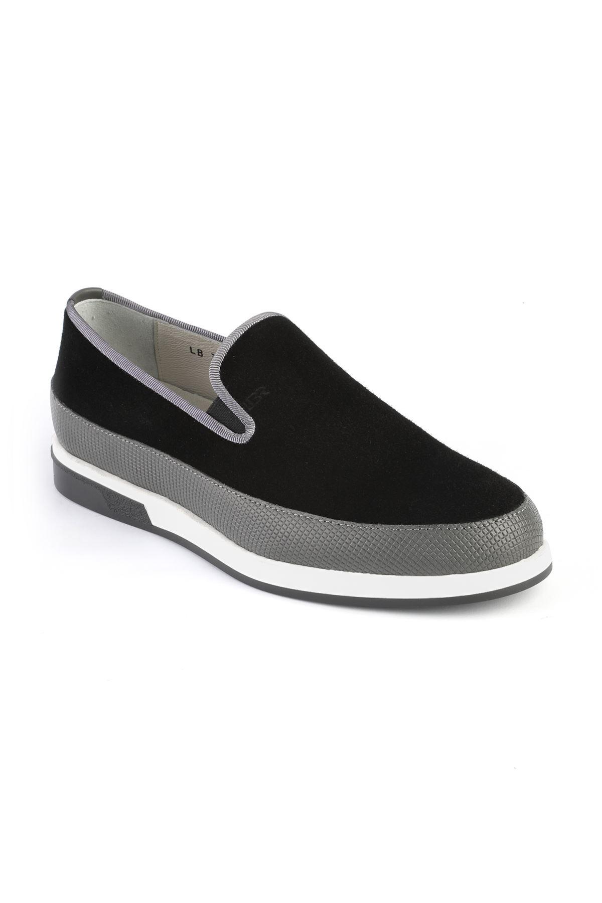 Libero 3368 Siyah Loafer Ayakkabı