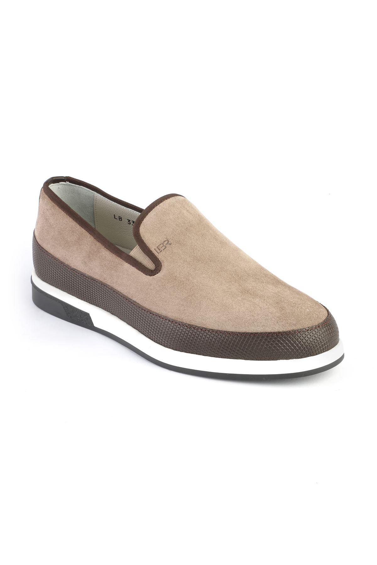 Libero 3368 Vizon Loafer Ayakkabı