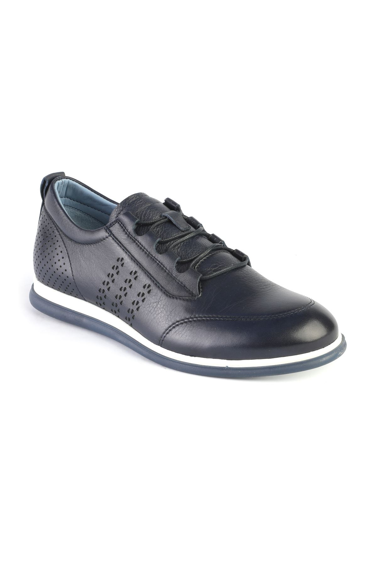 Libero 3274 Navy Blue Casual Shoes