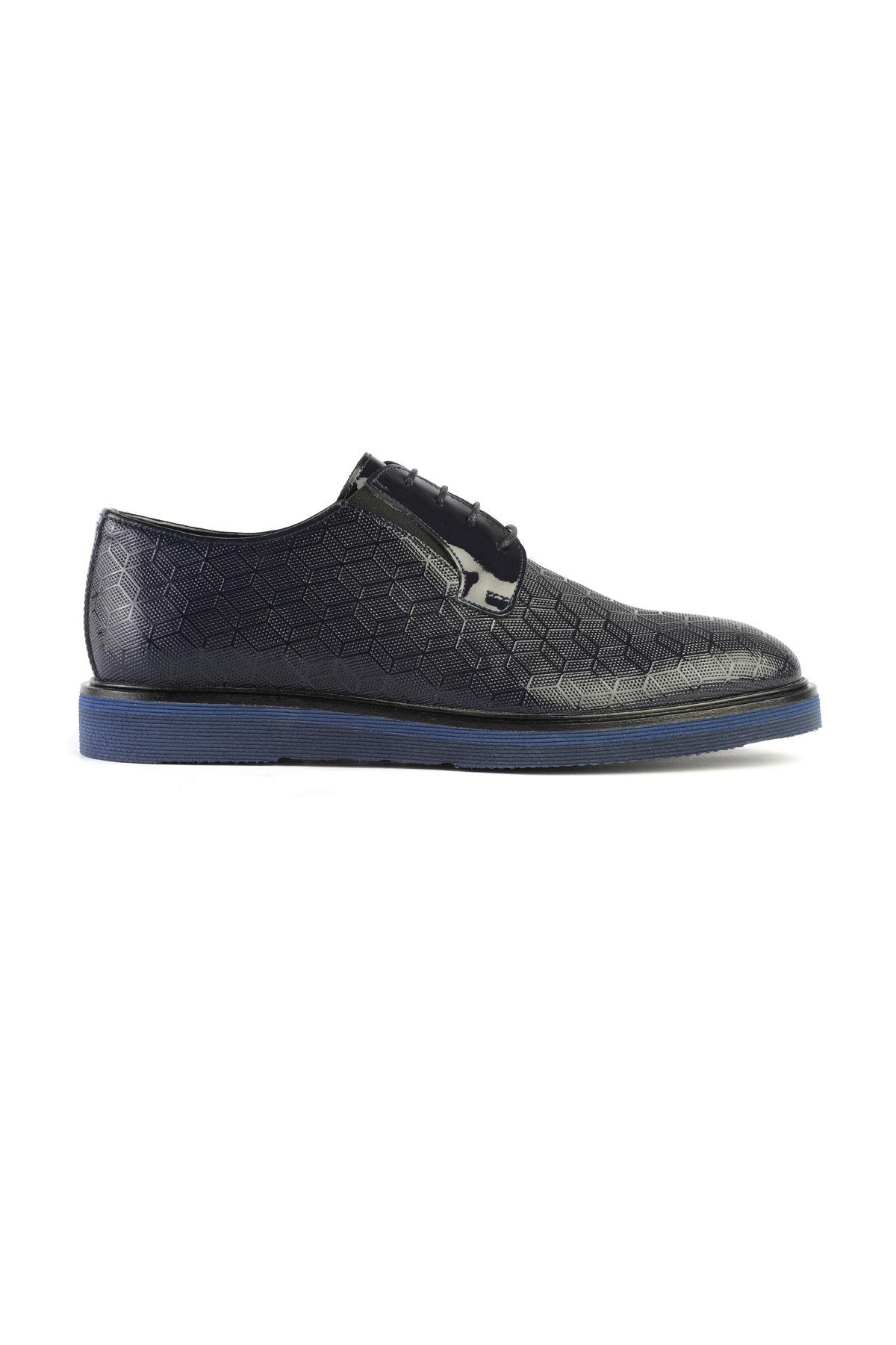 Libero 3234 Lacivert Oxford Ayakkabı