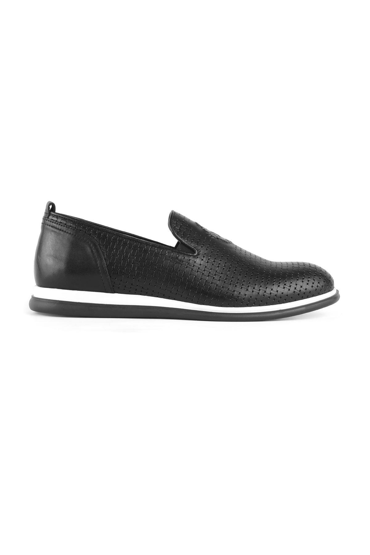 Libero 3282 Siyah Loafer Ayakkabı