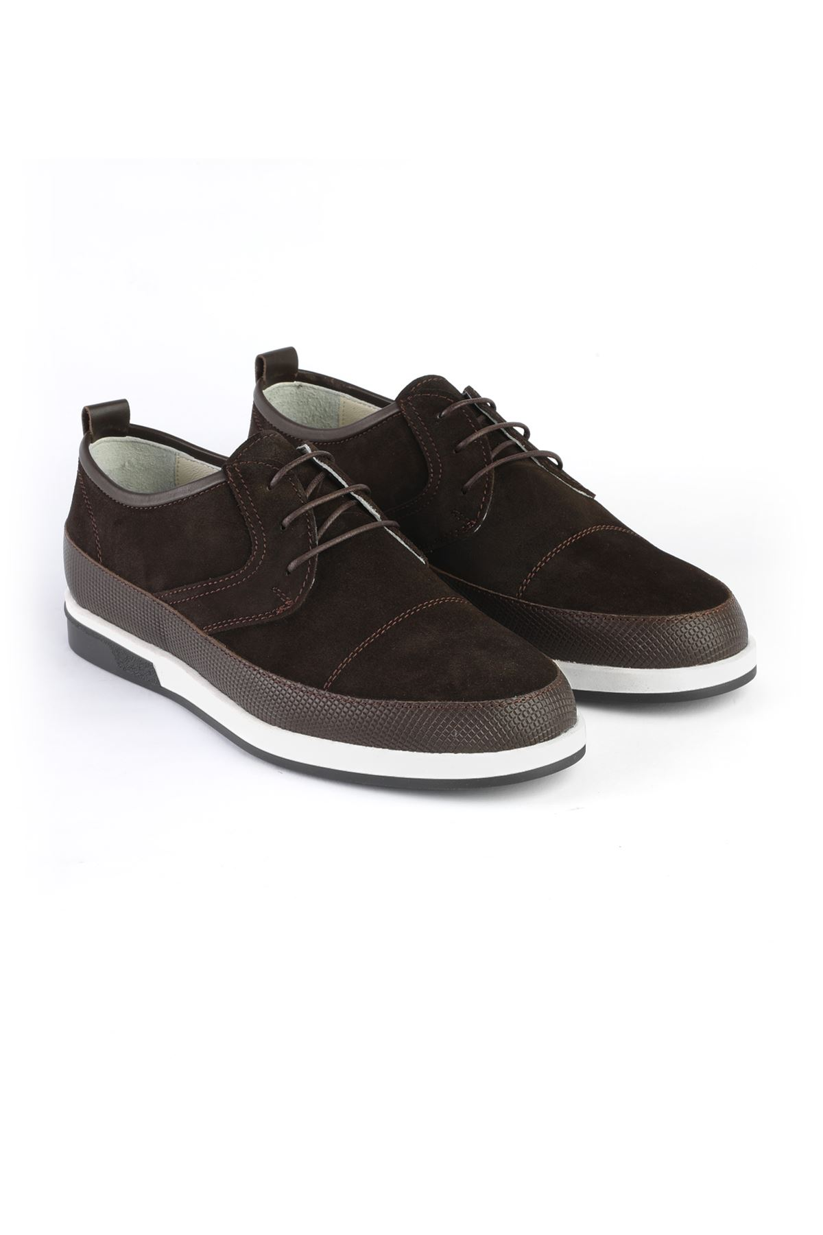 Libero 3367 Brown Loafers Shoes
