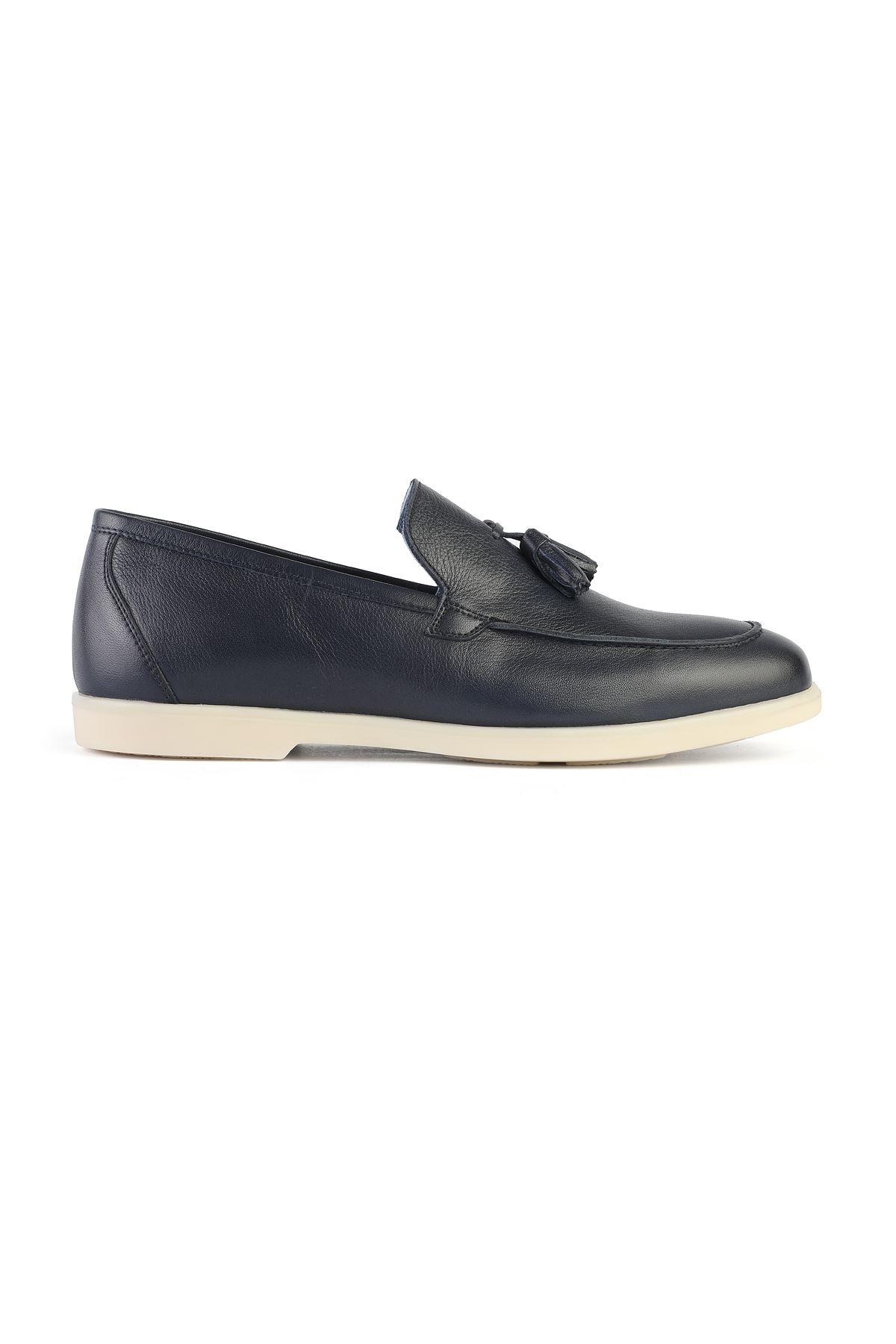 Libero 3219 Lacivert Loafer Ayakkabı