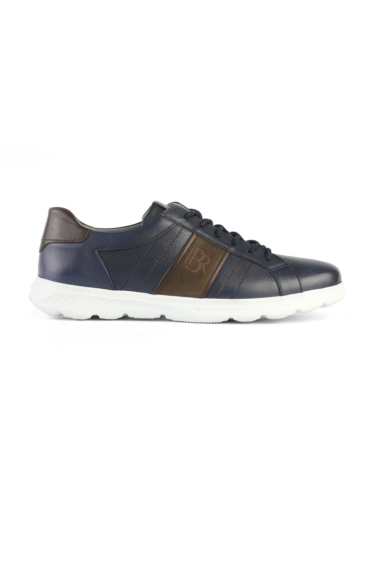 3224 Navy Sports Shoes