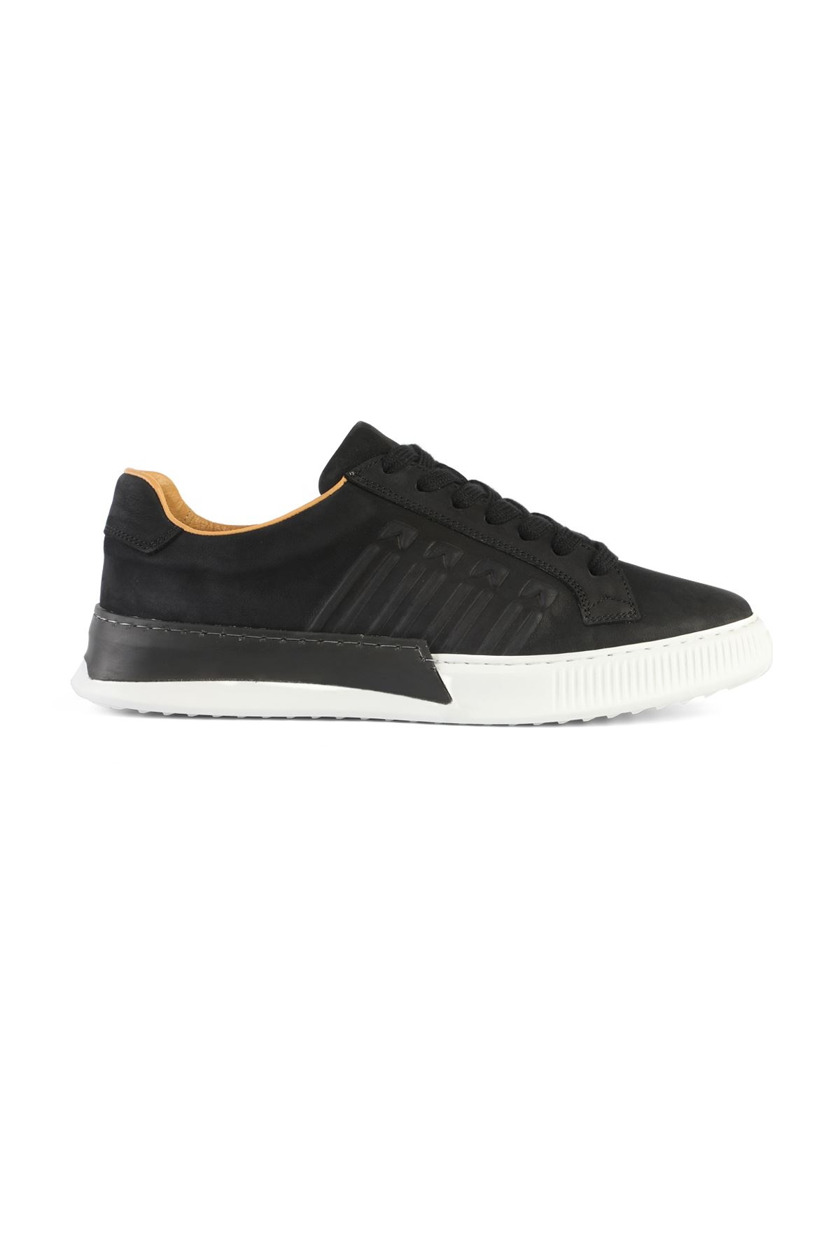 Libero 3438 Black Casual Shoes
