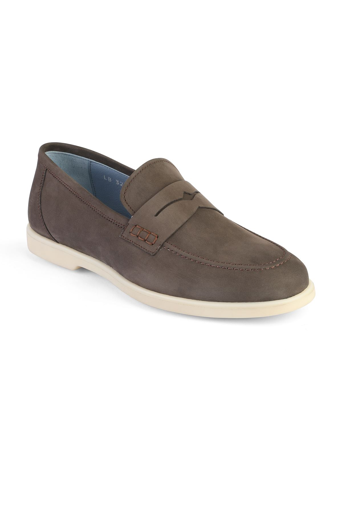 Libero 3216 Brown Loafer Shoes
