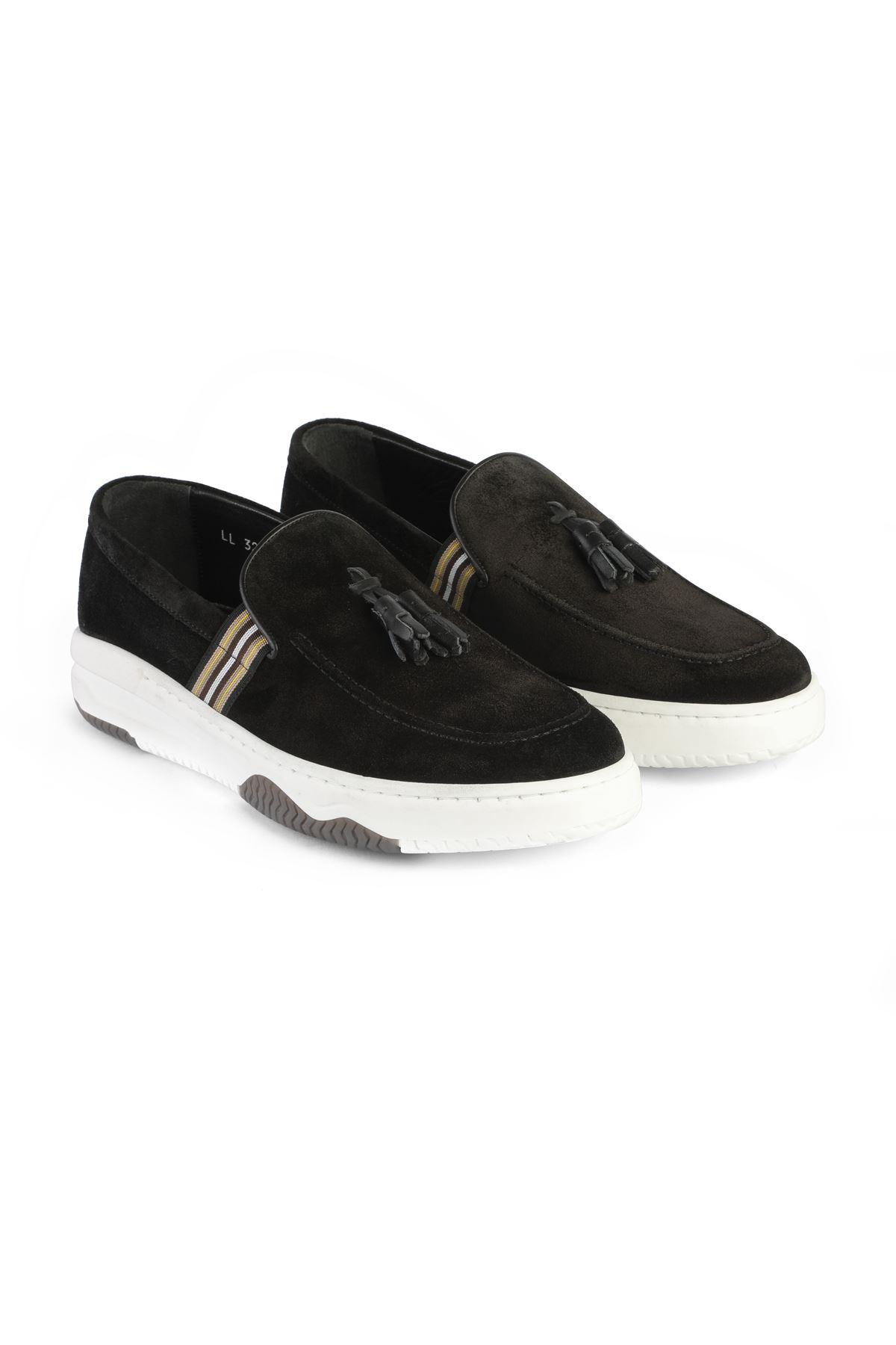Libero 3232 Siyah Loafer Ayakkabı