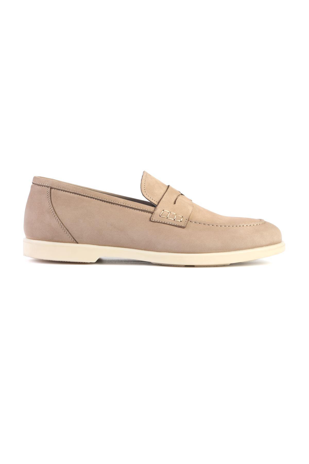 Libero 3216 Vizon Loafer Ayakkabı