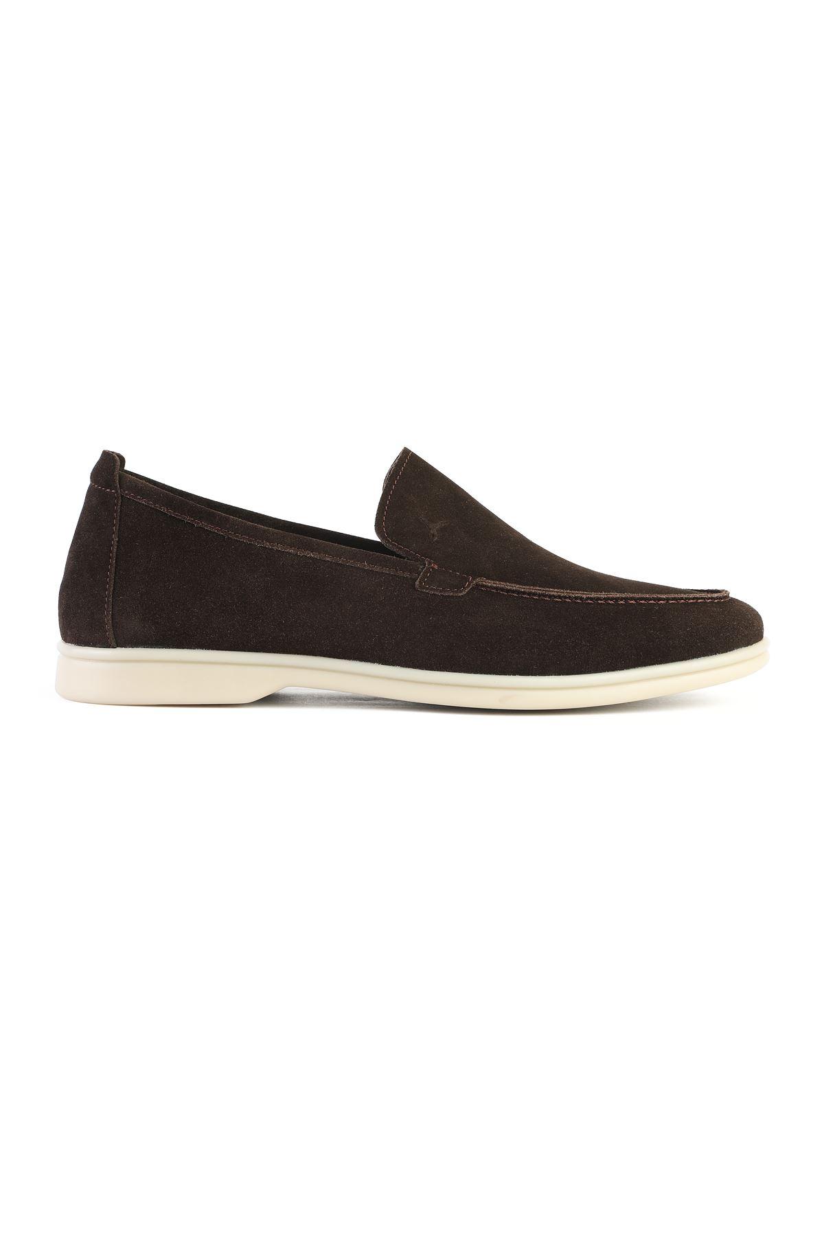 Libero 3004 Kahve Loafer Ayakkabı