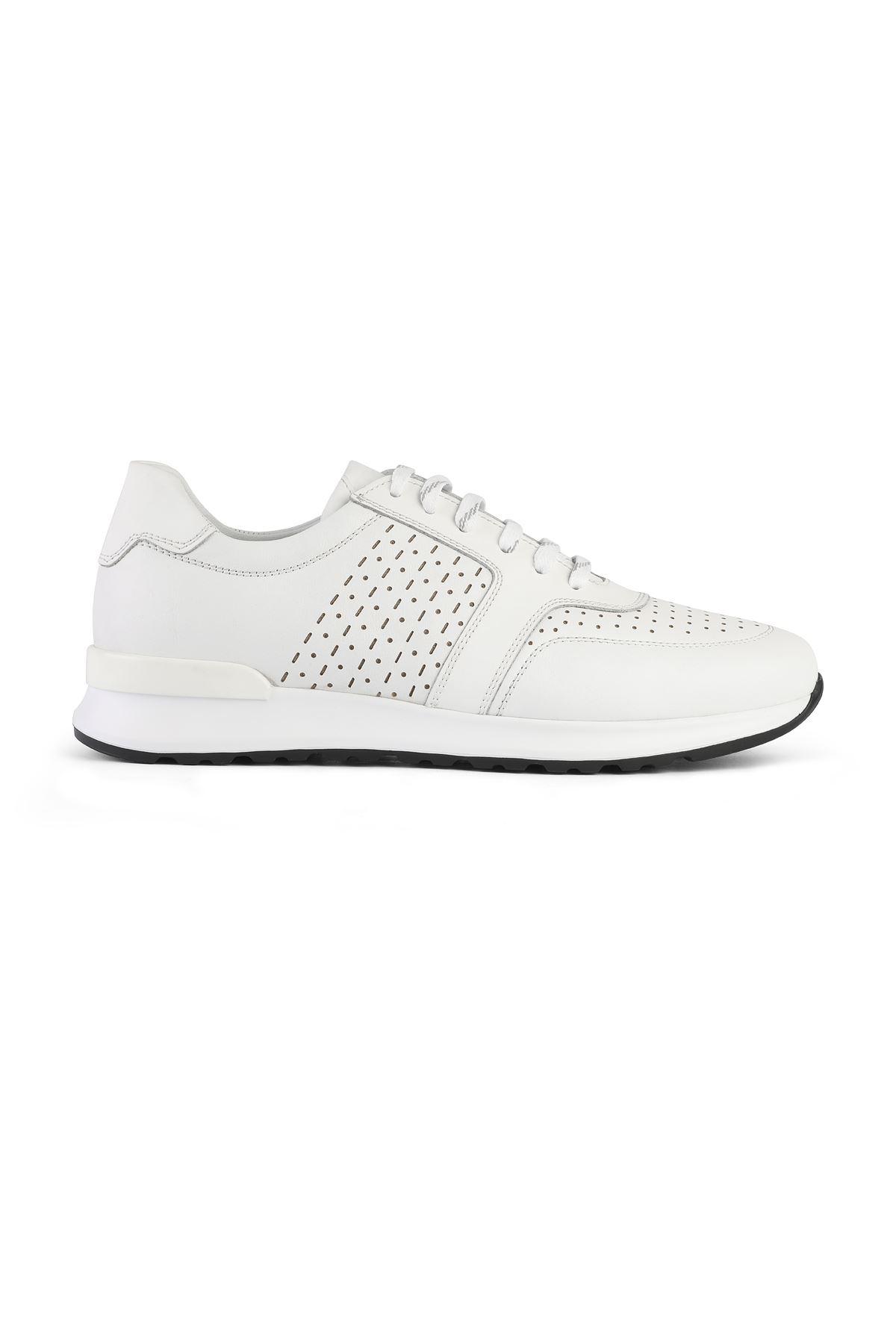 Libero 3416 White Sports Shoes