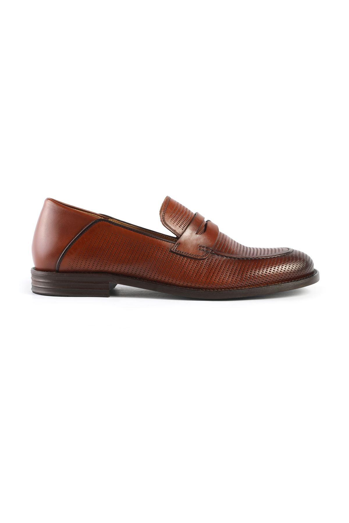 Libero L3211 Tan Classic Shoes