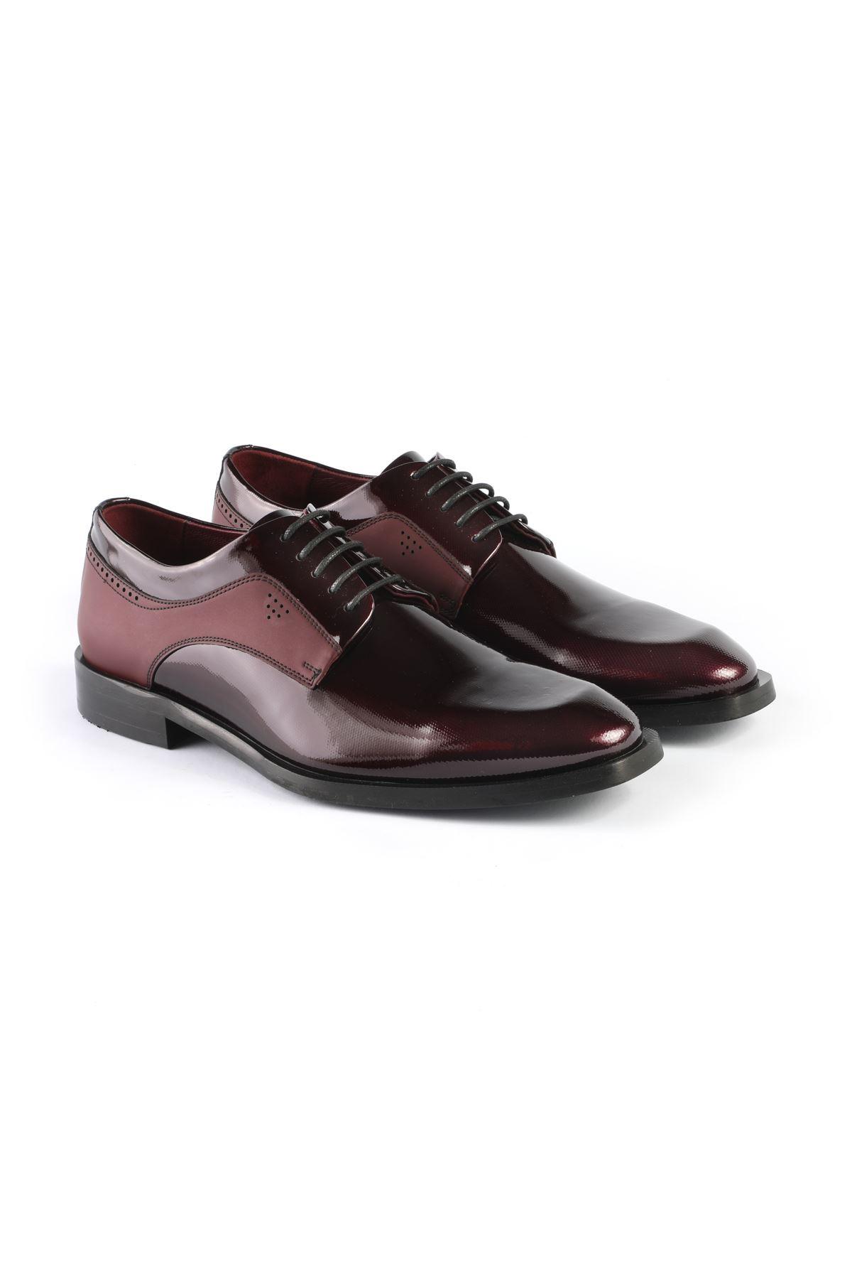 Libero L3252 Bordo Klasik Ayakkabı