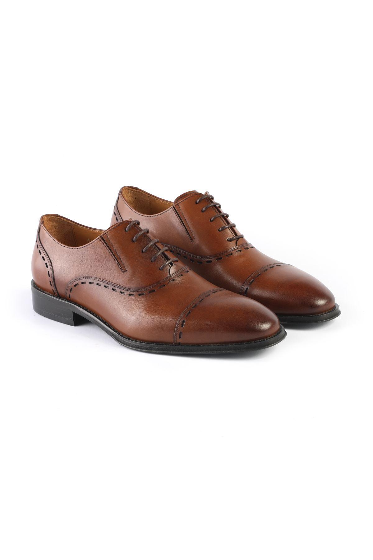 Libero L3352 Tan Classic Shoes