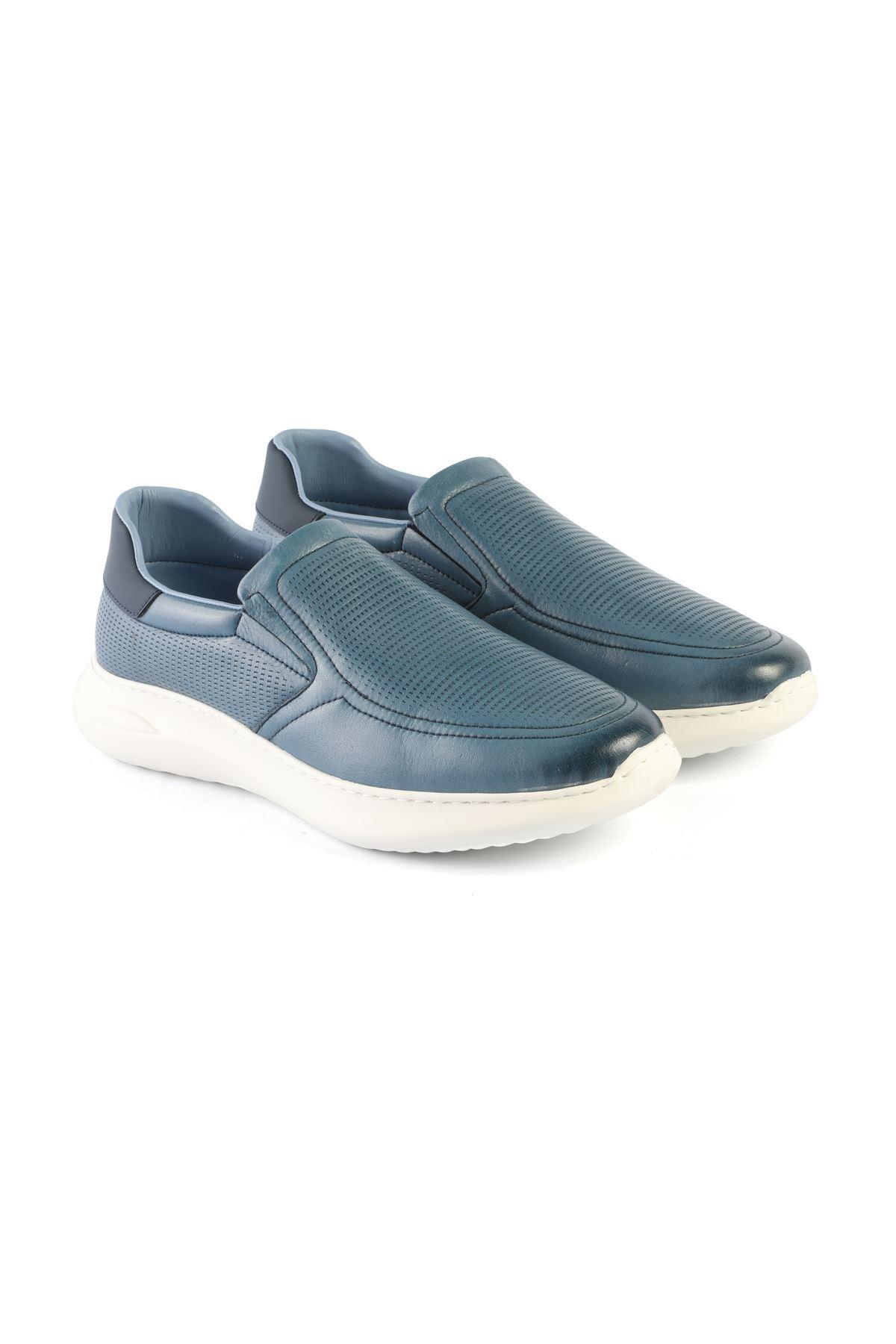 Libero L3413 Blue Sport Shoes