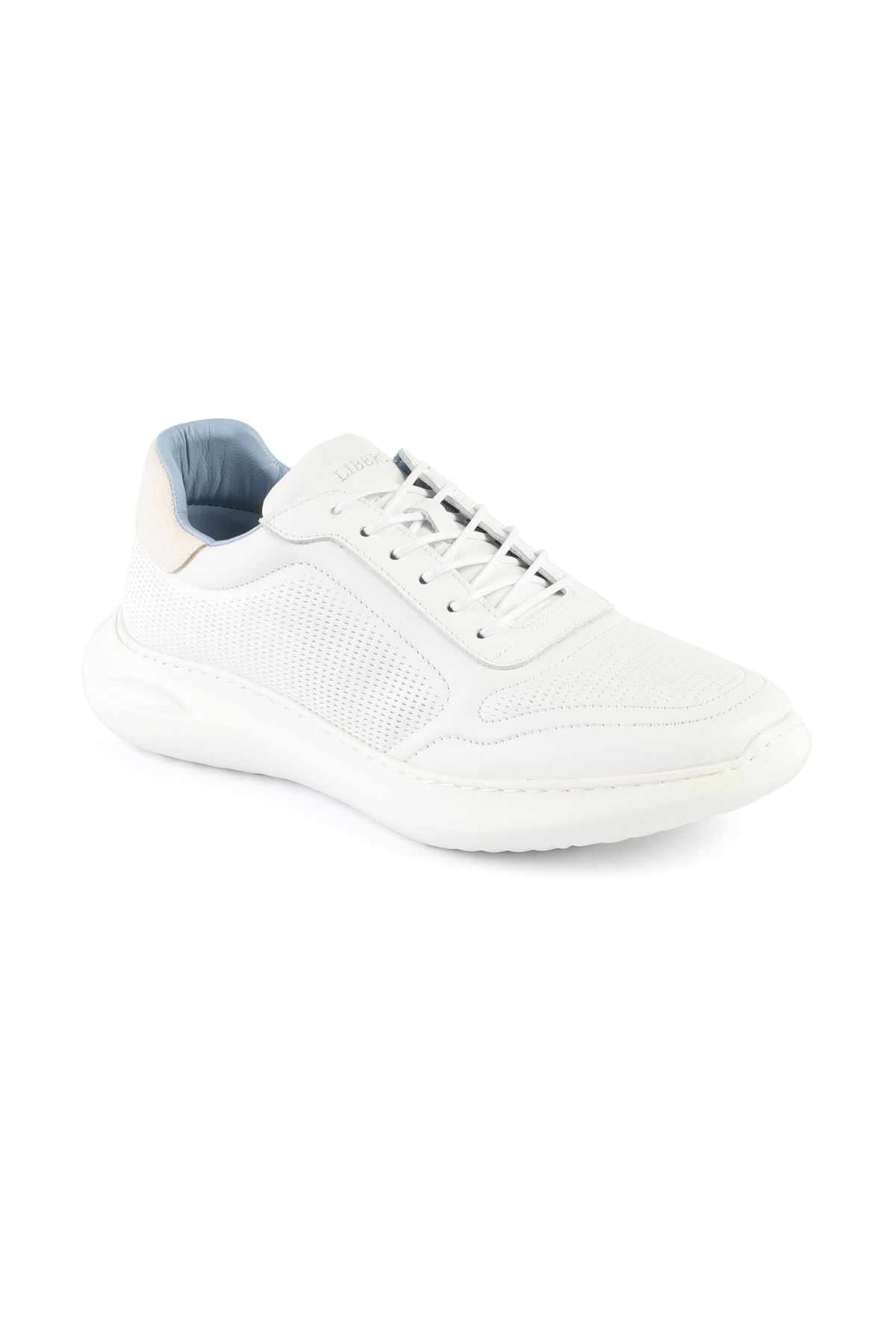Libero L3401 White Sport Shoes