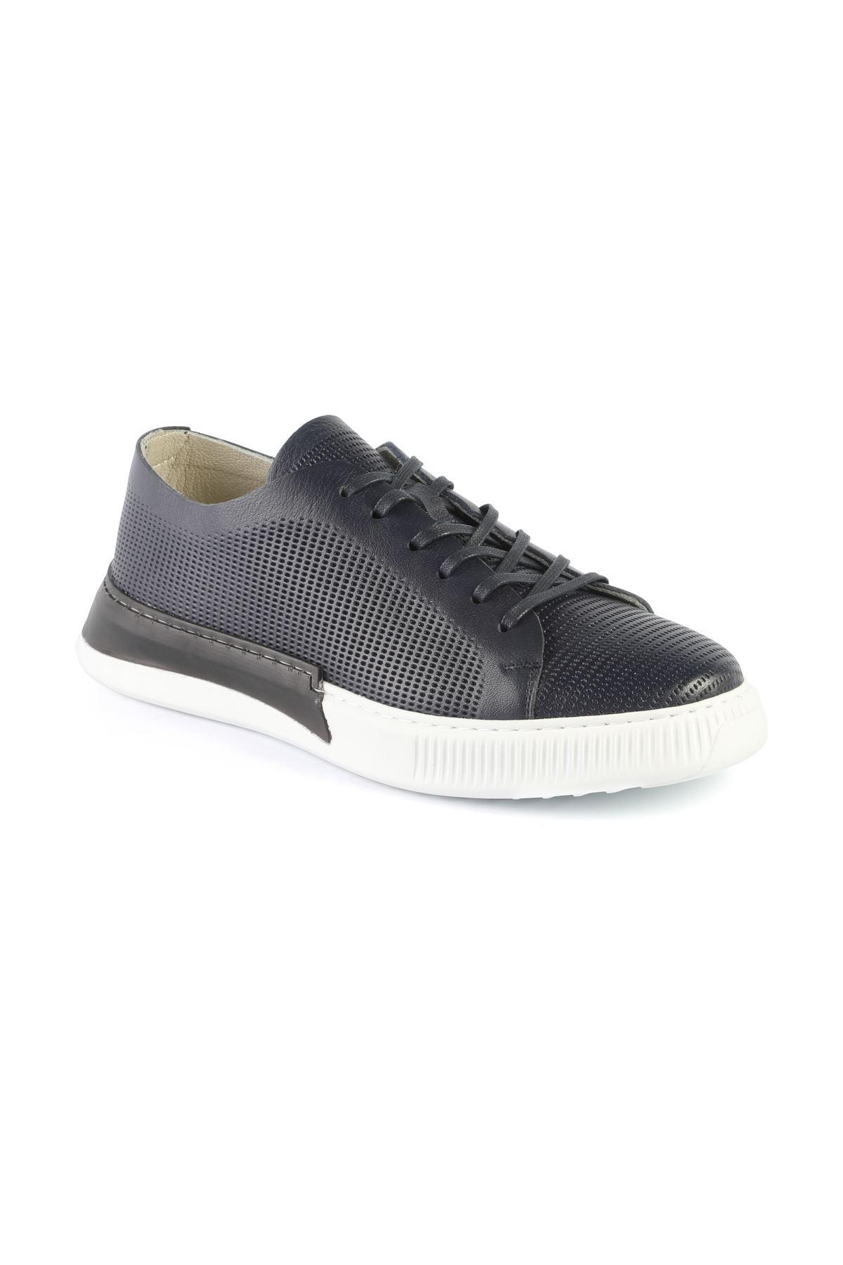 Libero L3411 Navy Blue Sneaker Shoes