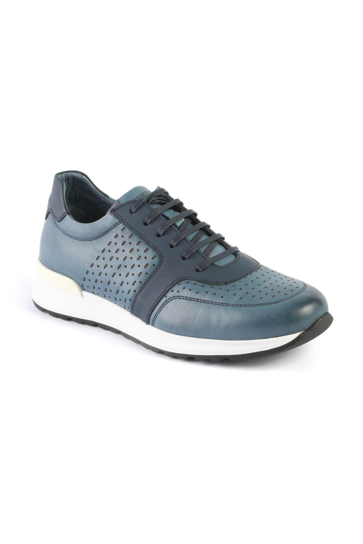 Libero L3416 EA Blue Sport Shoes