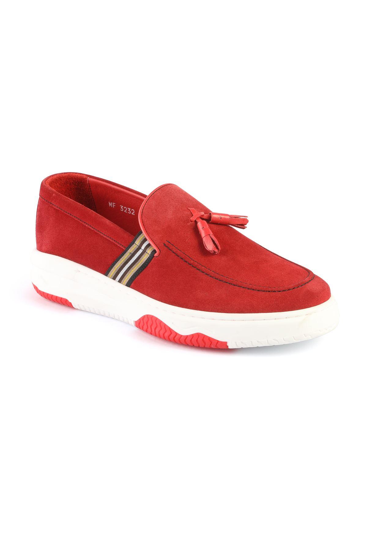 Libero L3232 Krem Loafer Ayakkabı