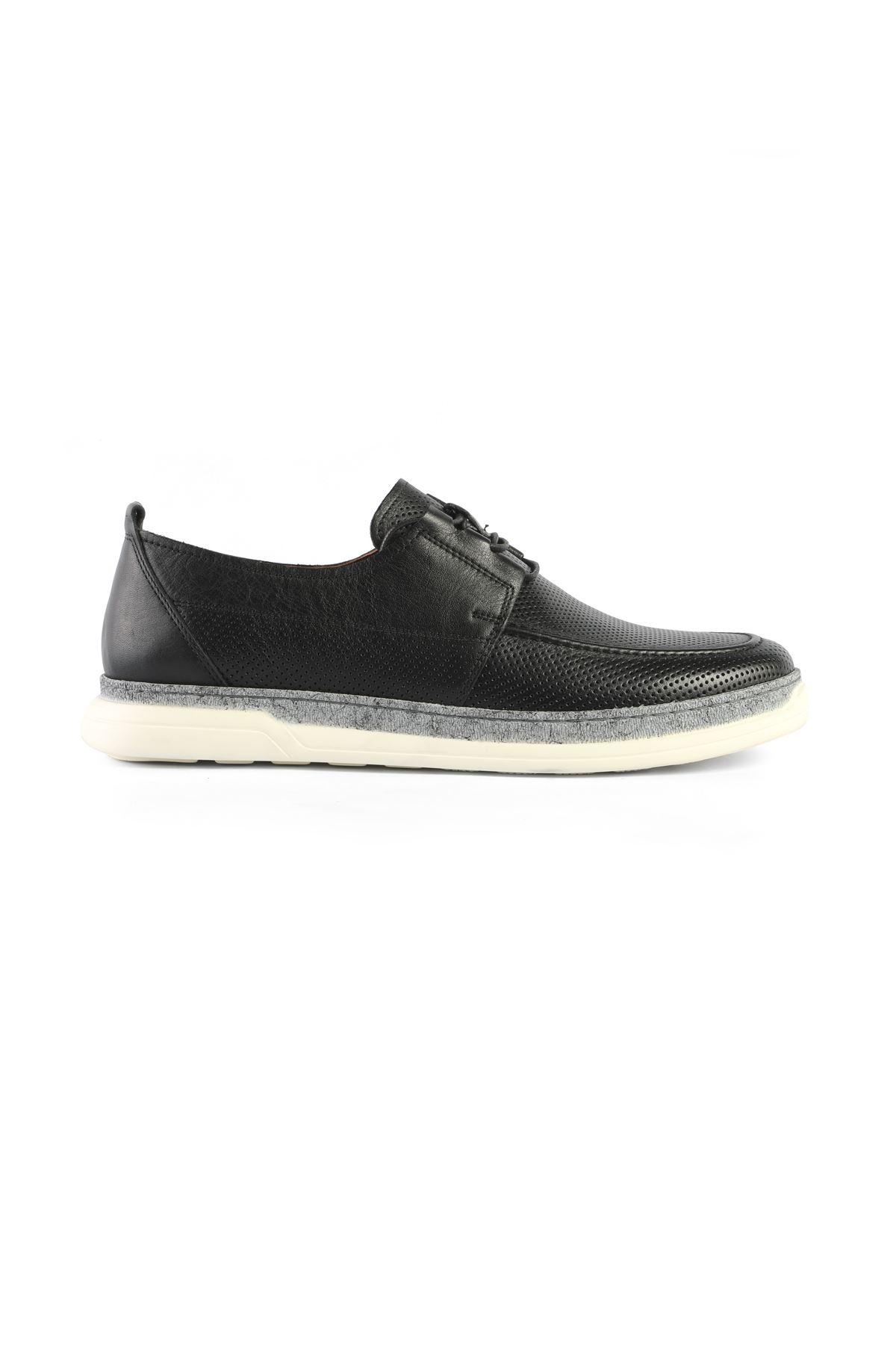 Libero L3418 Siyah Loafer Ayakkabı