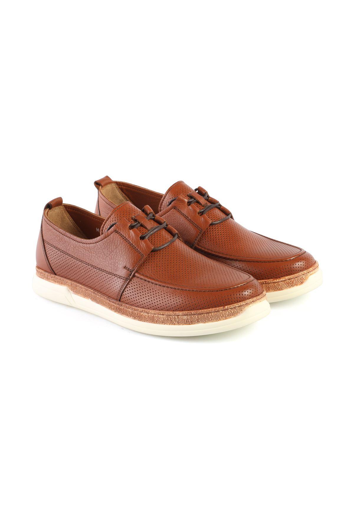 Libero L3418 Taba Loafer Ayakkabı