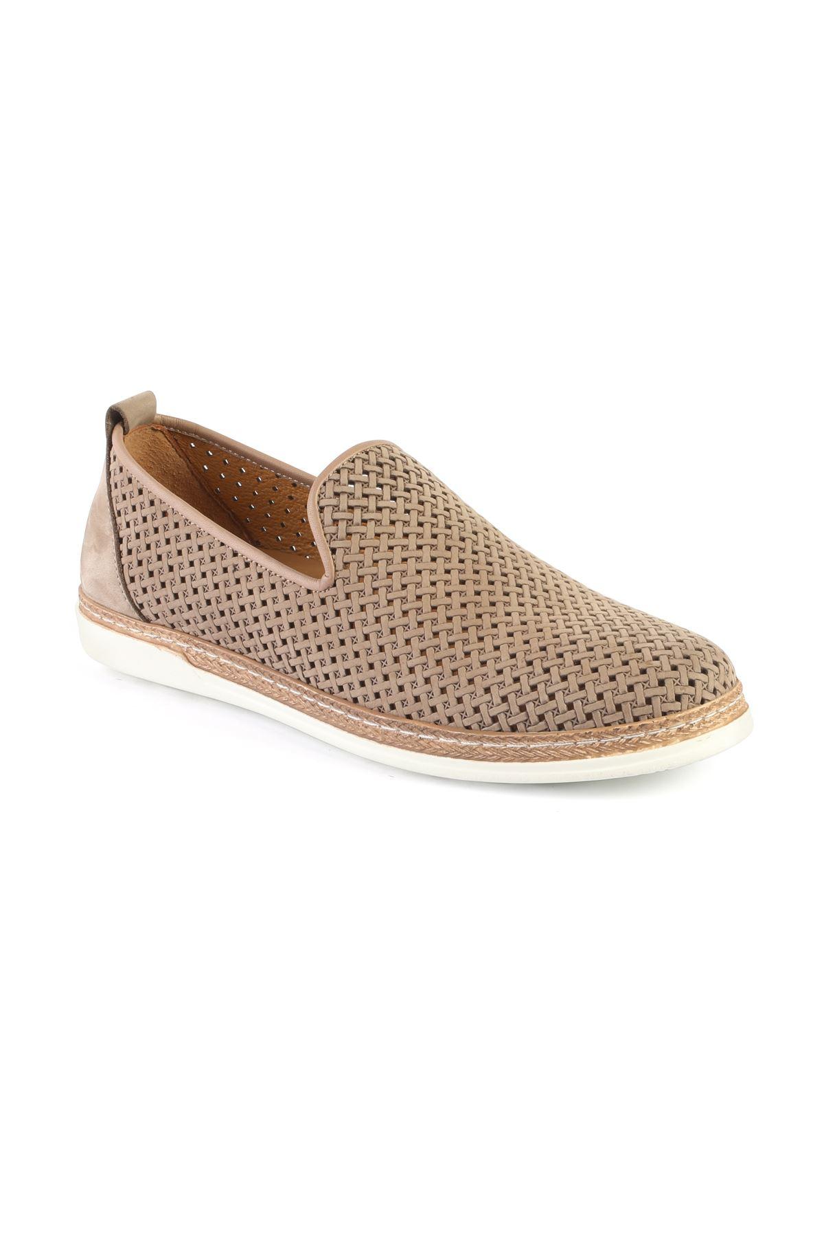 Libero 3397 Mink Loafer Shoes