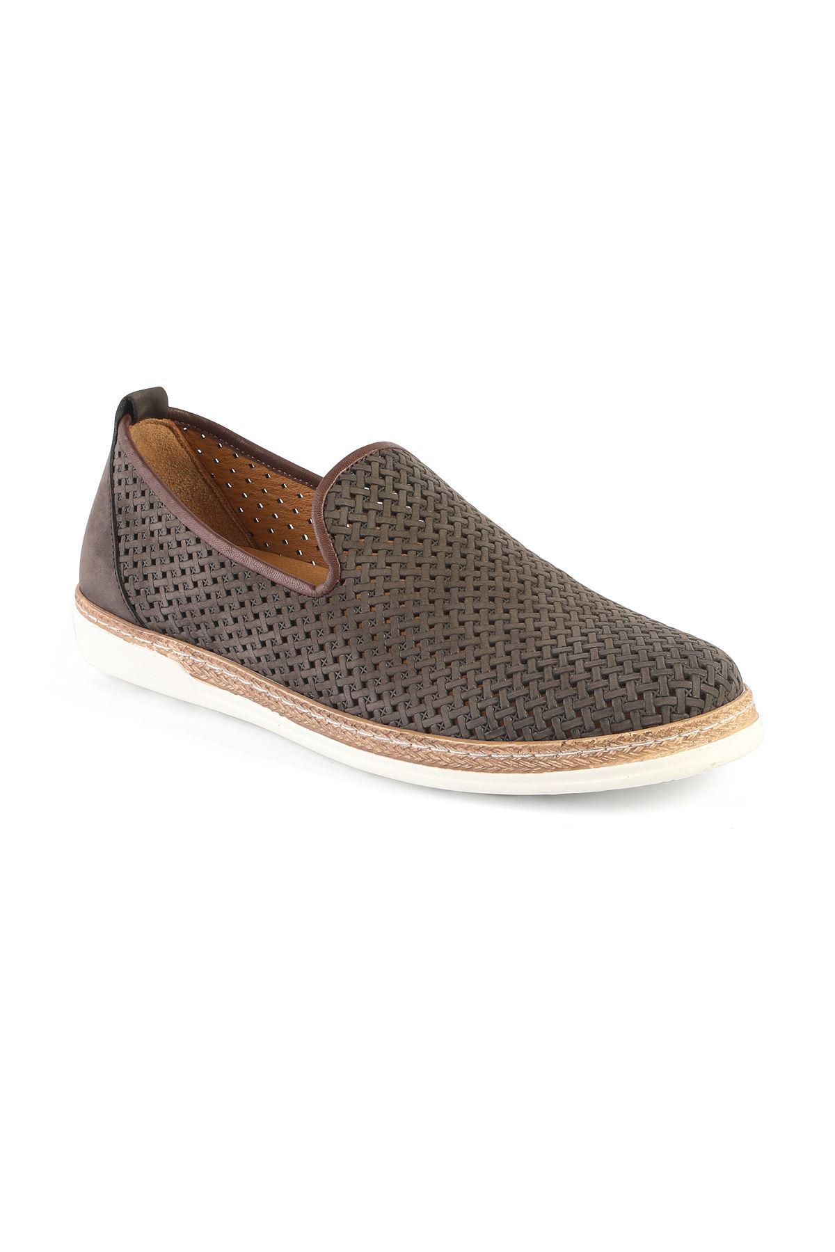 Libero 3397 Kahve Loafer Ayakkabı