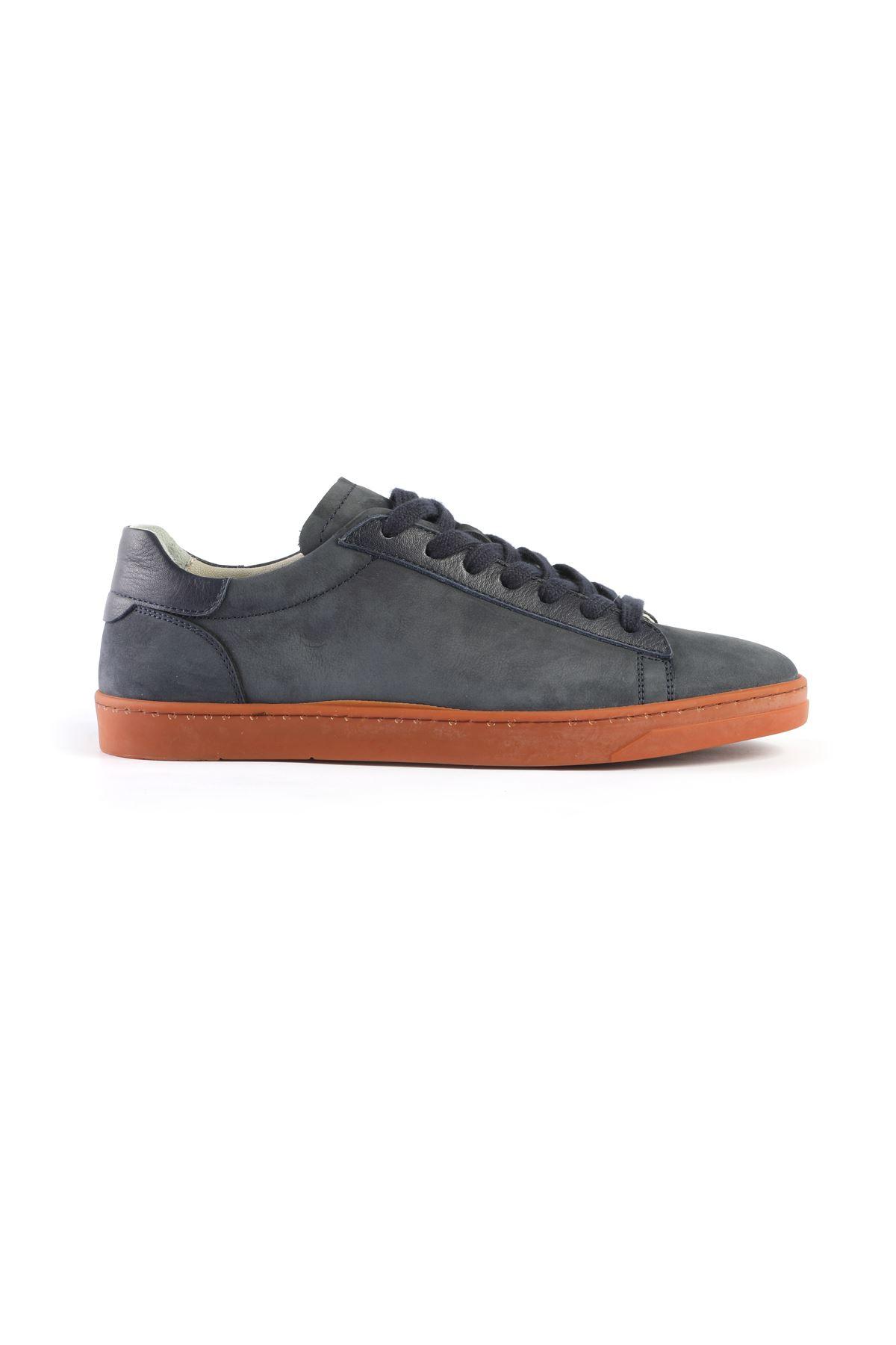 Libero L3419 Navy Blue Casual Shoes