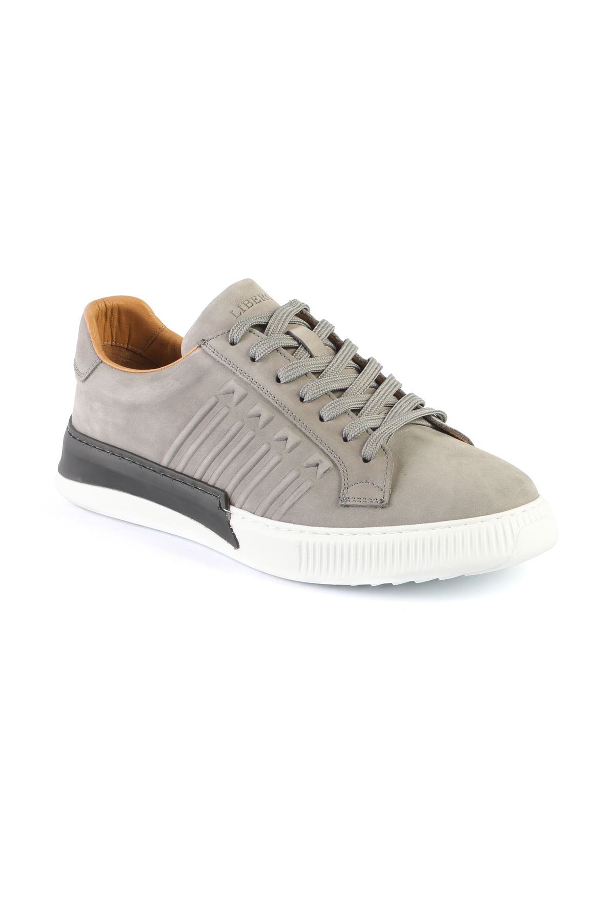 Libero L3438 Gray Casual Shoes