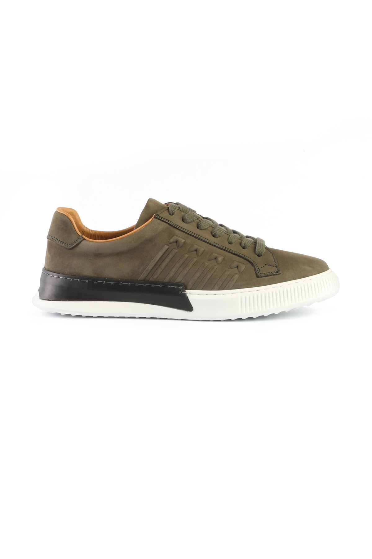 Libero L3438 Khaki Casual Shoes