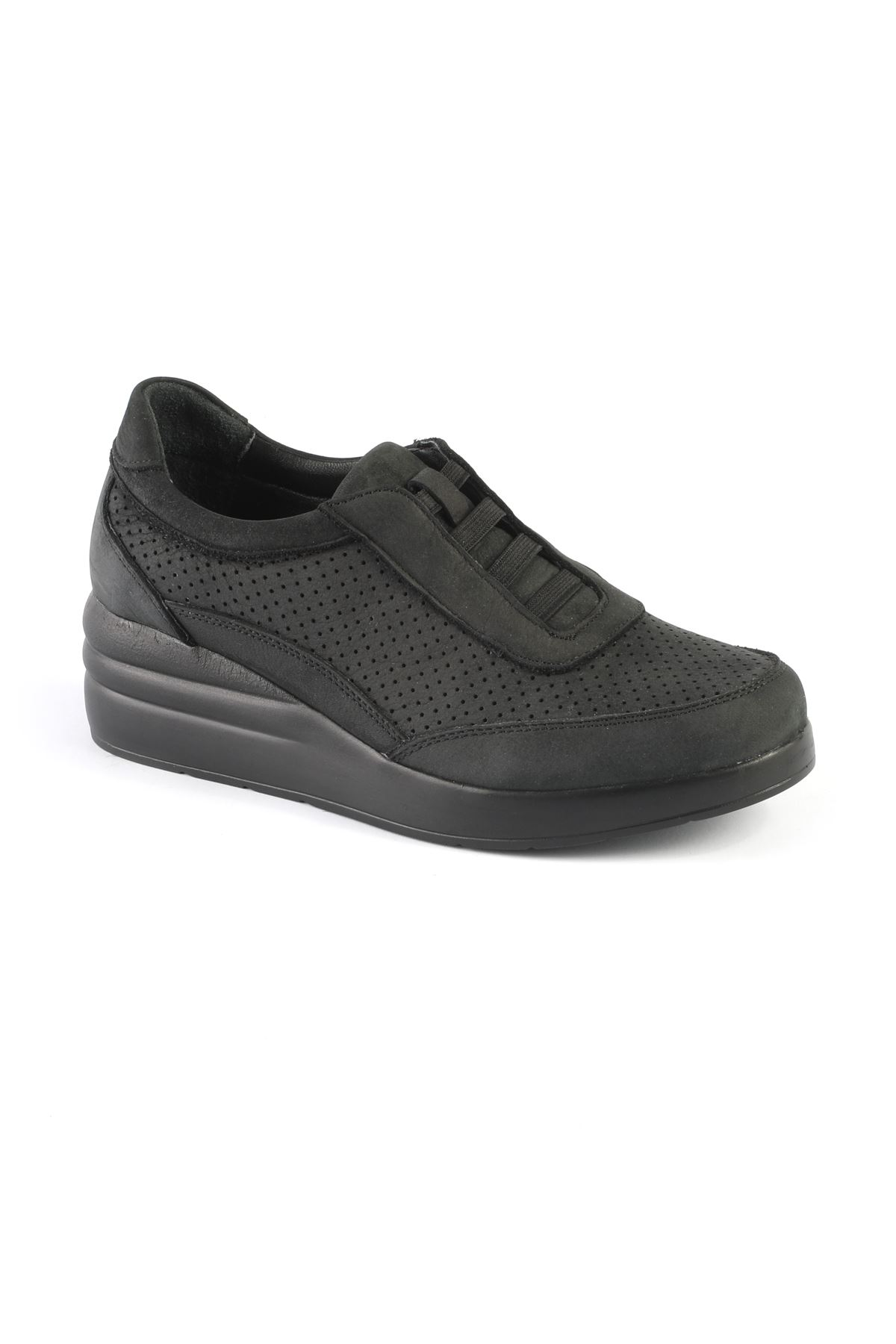 Libero FMS220 Black Sports Shoes