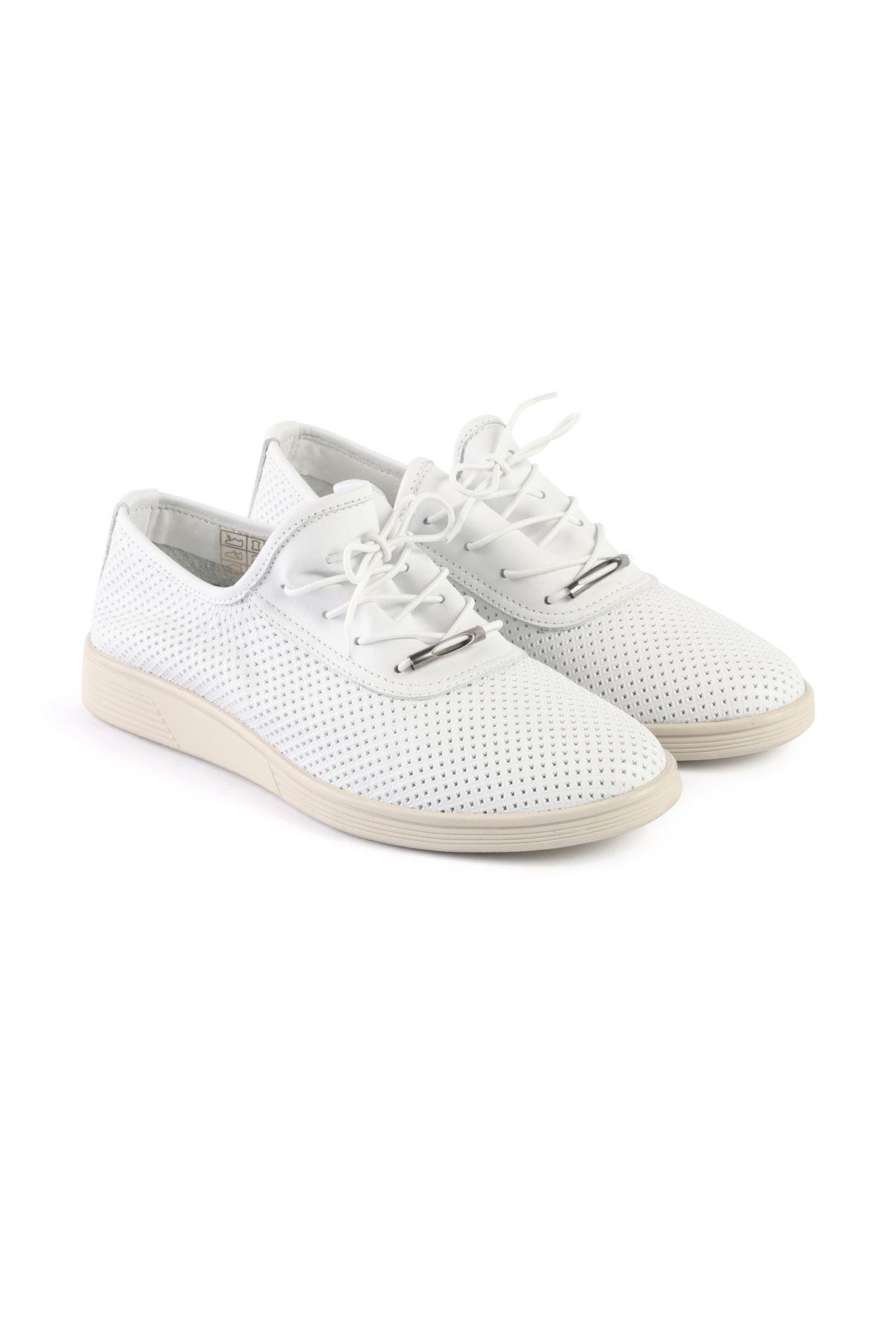 Libero FMS203 Beyaz Spor Ayakkabı