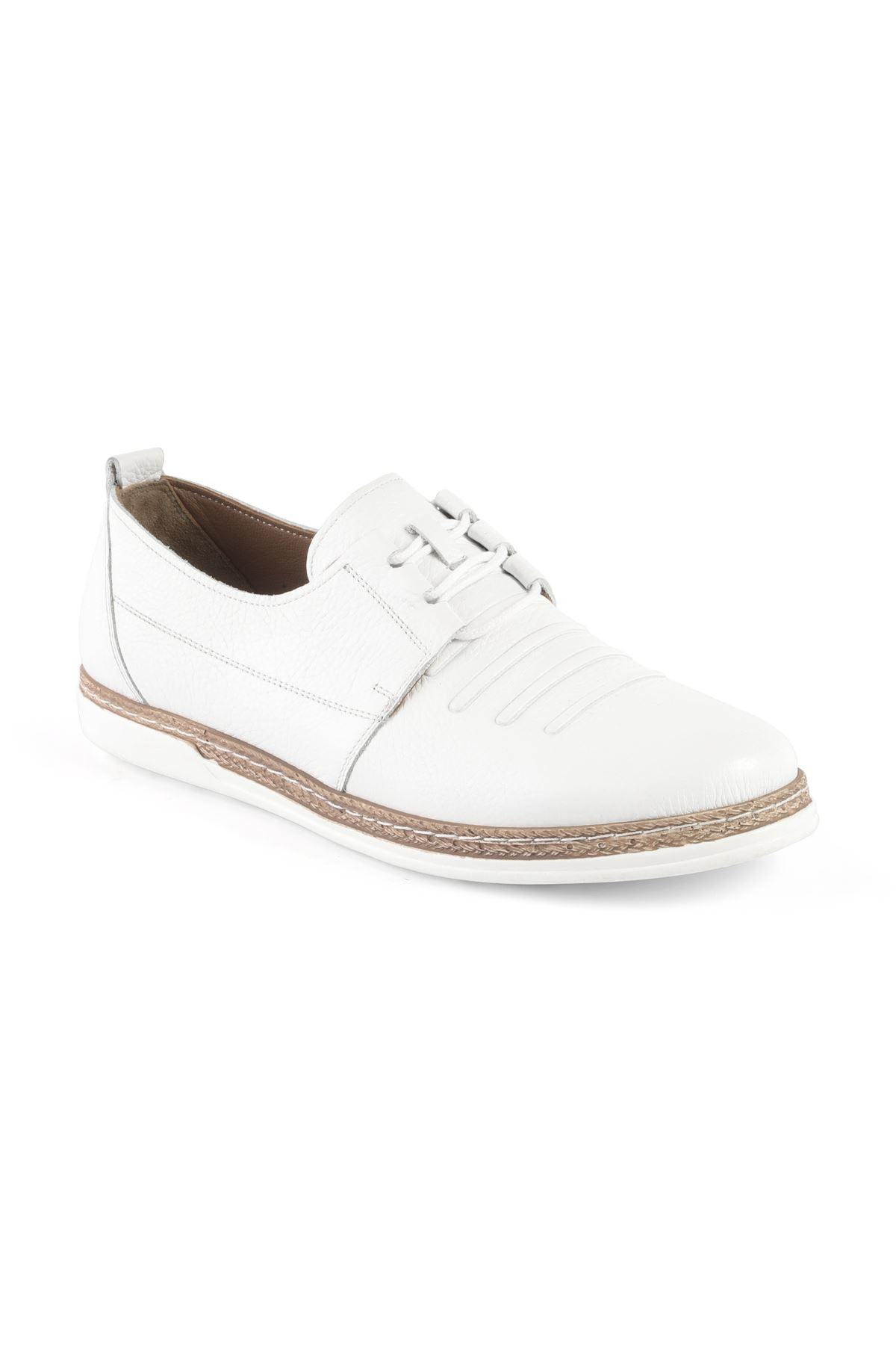 Libero T1264 Beyaz Günlük Casual Ayakkabı