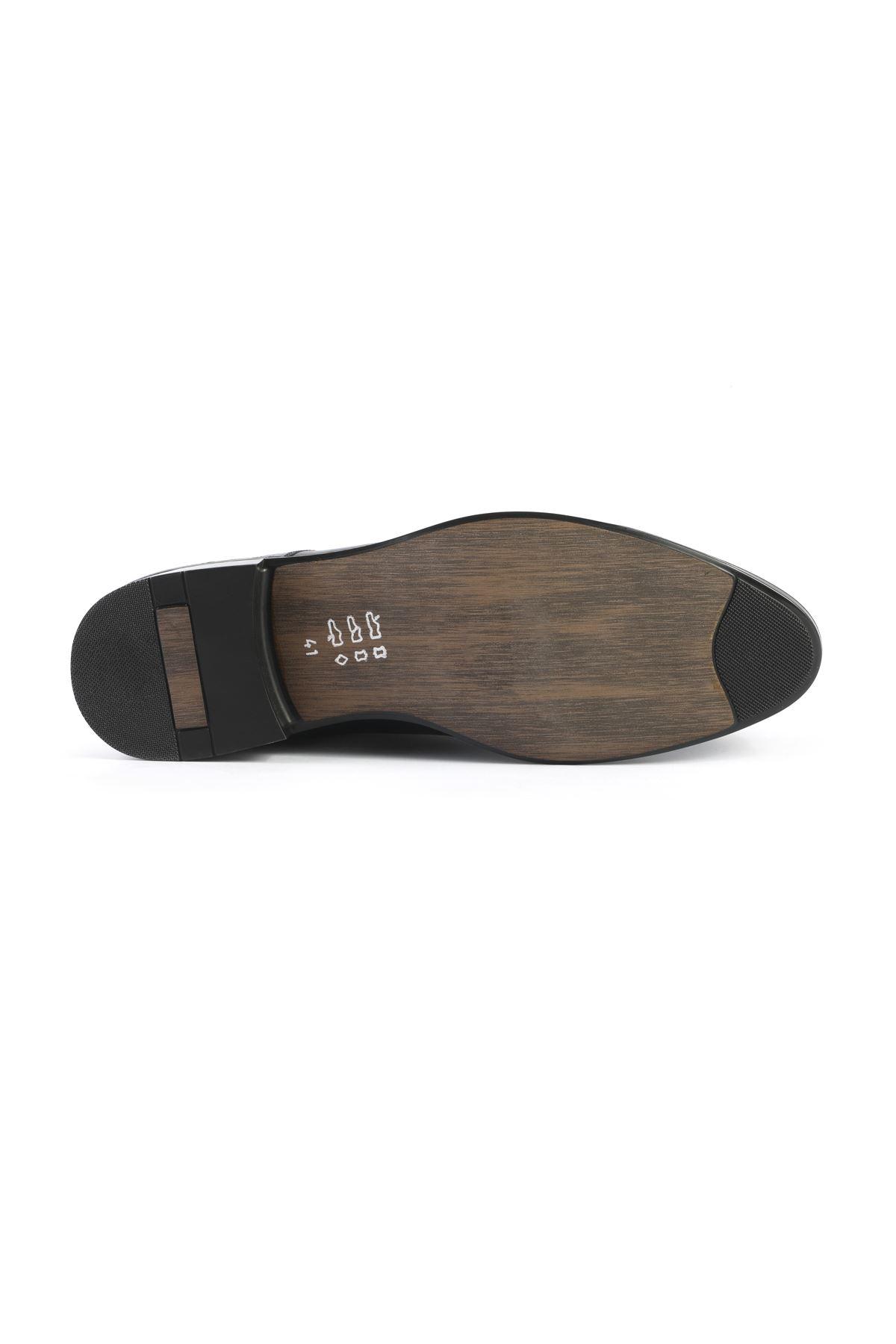 Libero T1189 Lacivert Klasik Ayakkabı