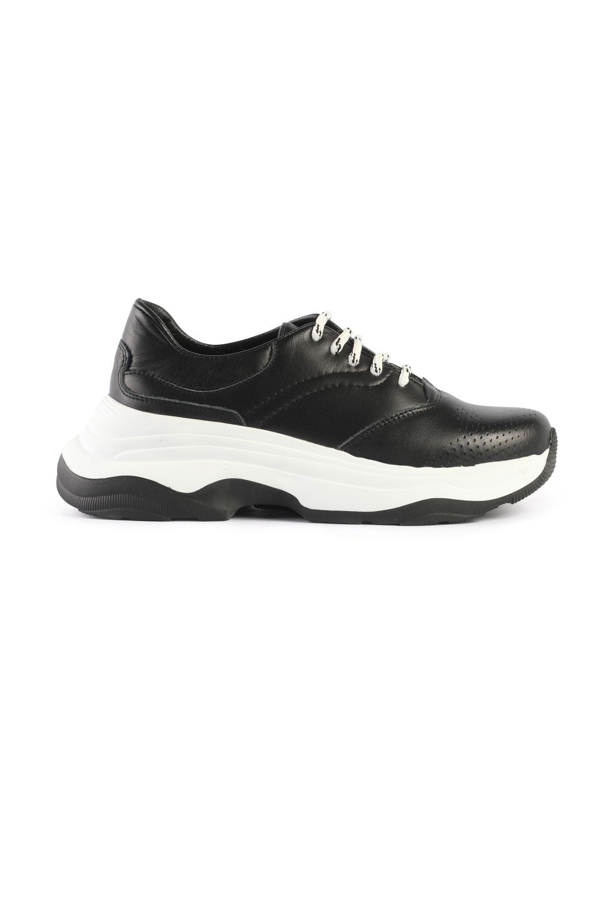 Libero AH019 Siyah Spor Ayakkabı