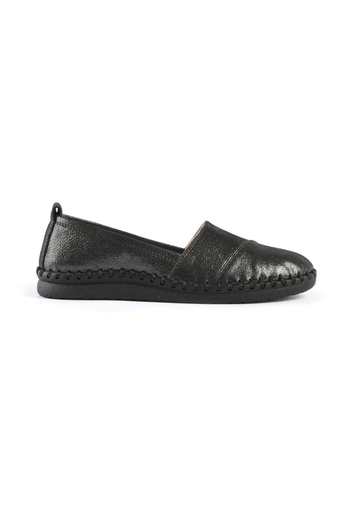 Libero AH6016 Black Babette Shoes
