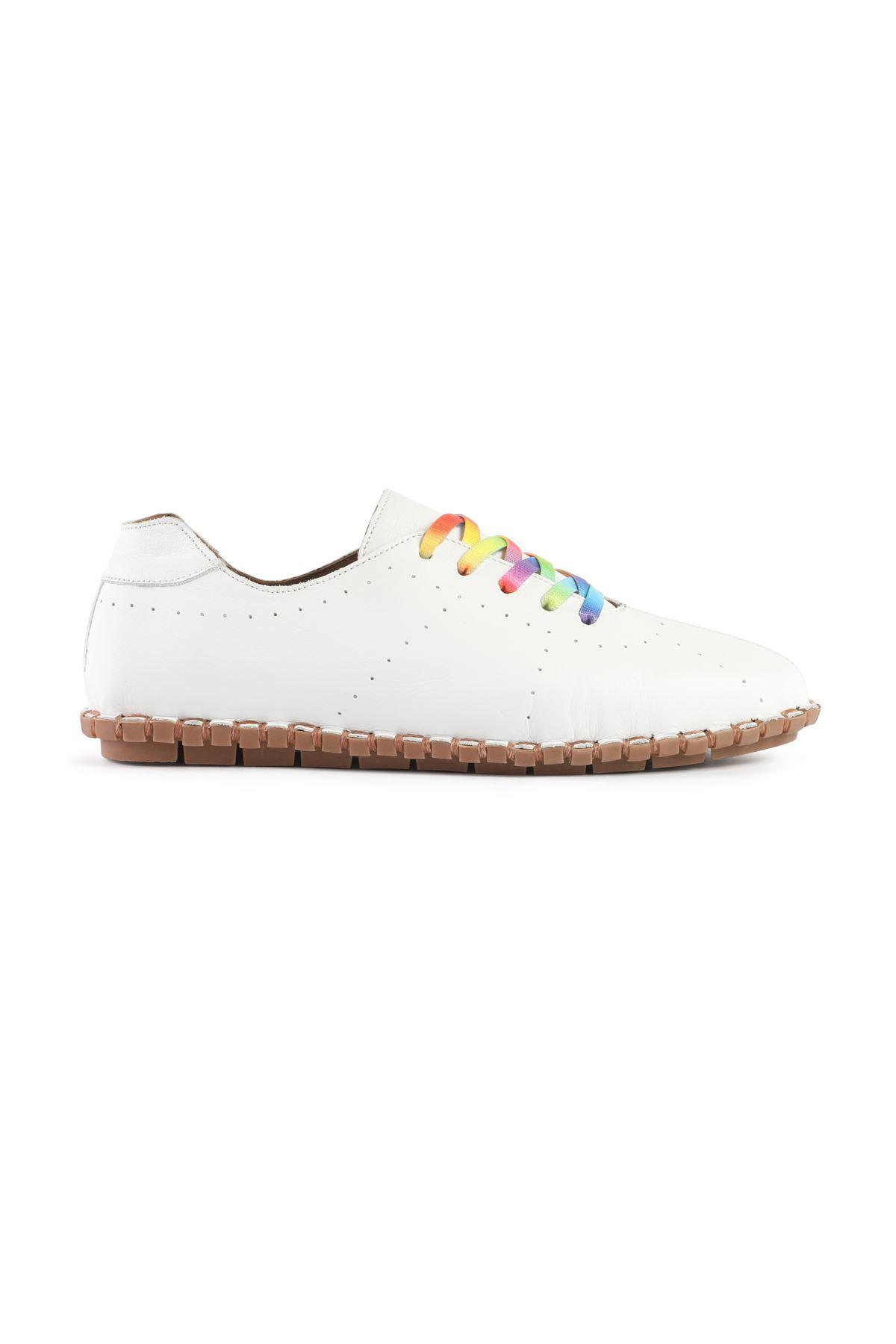 Libero MS2902 White Sport Shoes