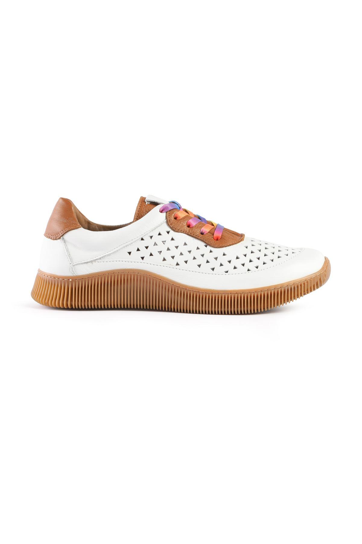 Libero MS3532 Beyaz Spor Ayakkabı
