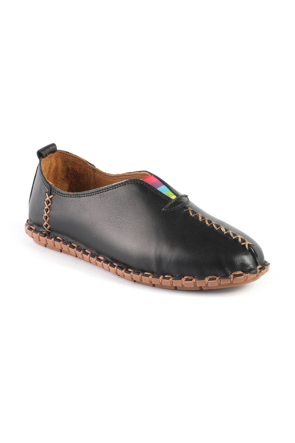 Libero MS2901 Black Babette Shoes