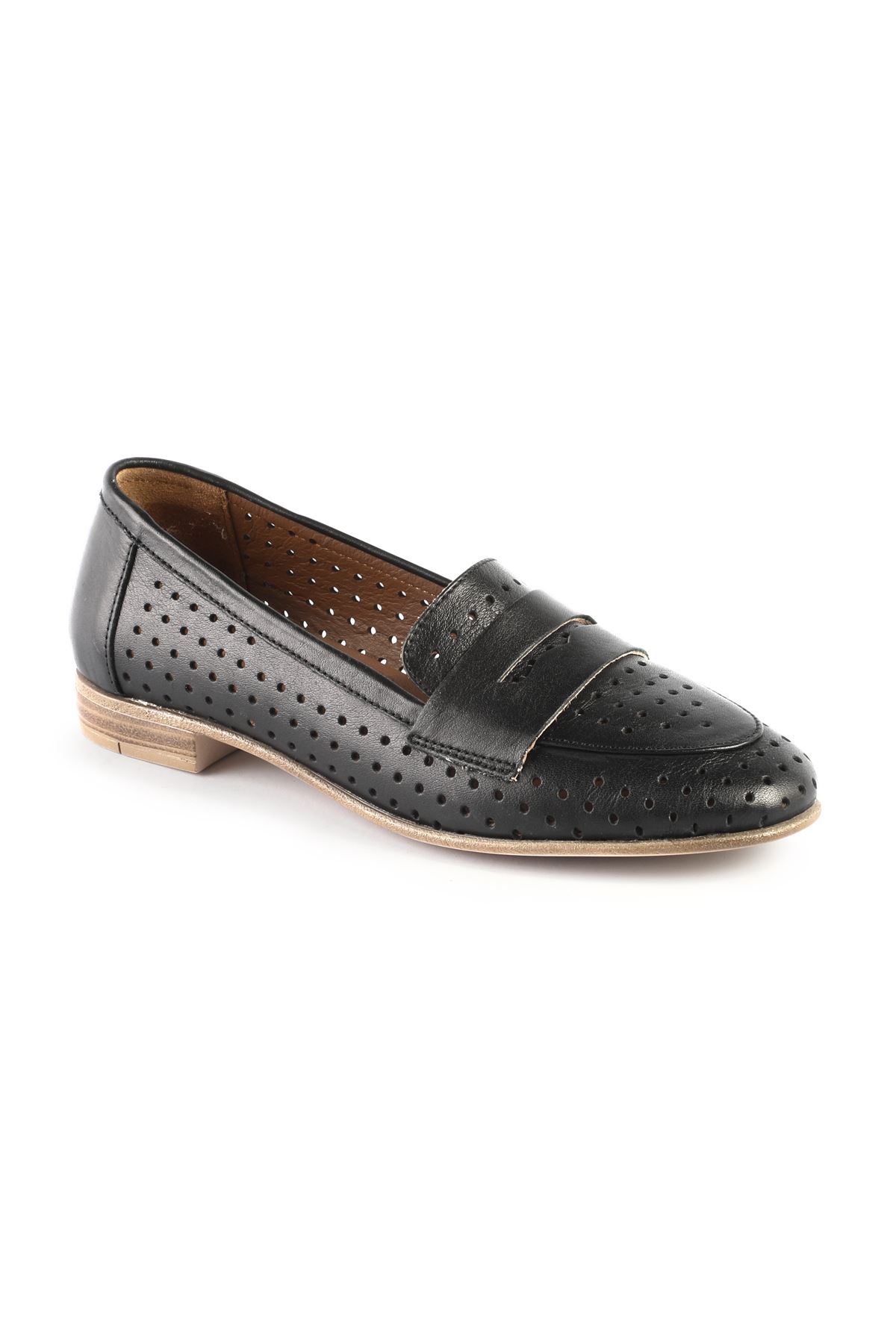 Libero MS2200 Black Babette Shoes