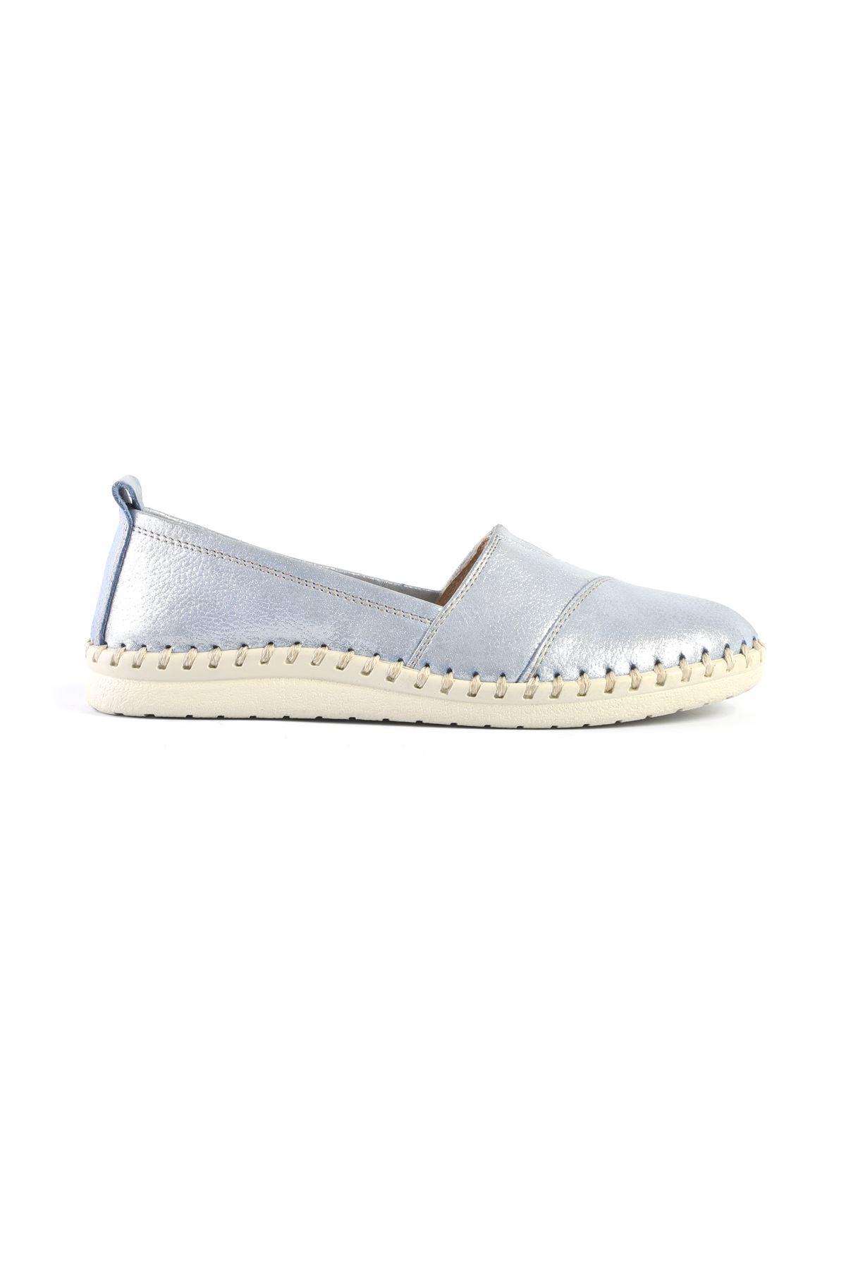 Libero AH6016 Mavi Babet Ayakkabı