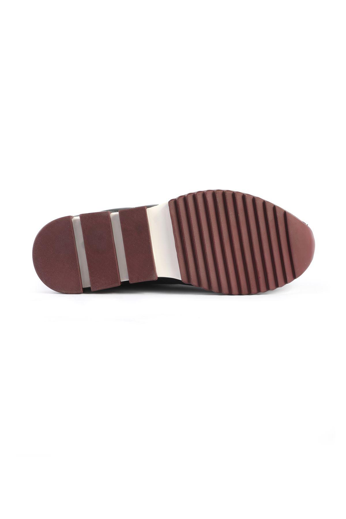 Libero 3392 S.Bordo Spor Ayakkabı