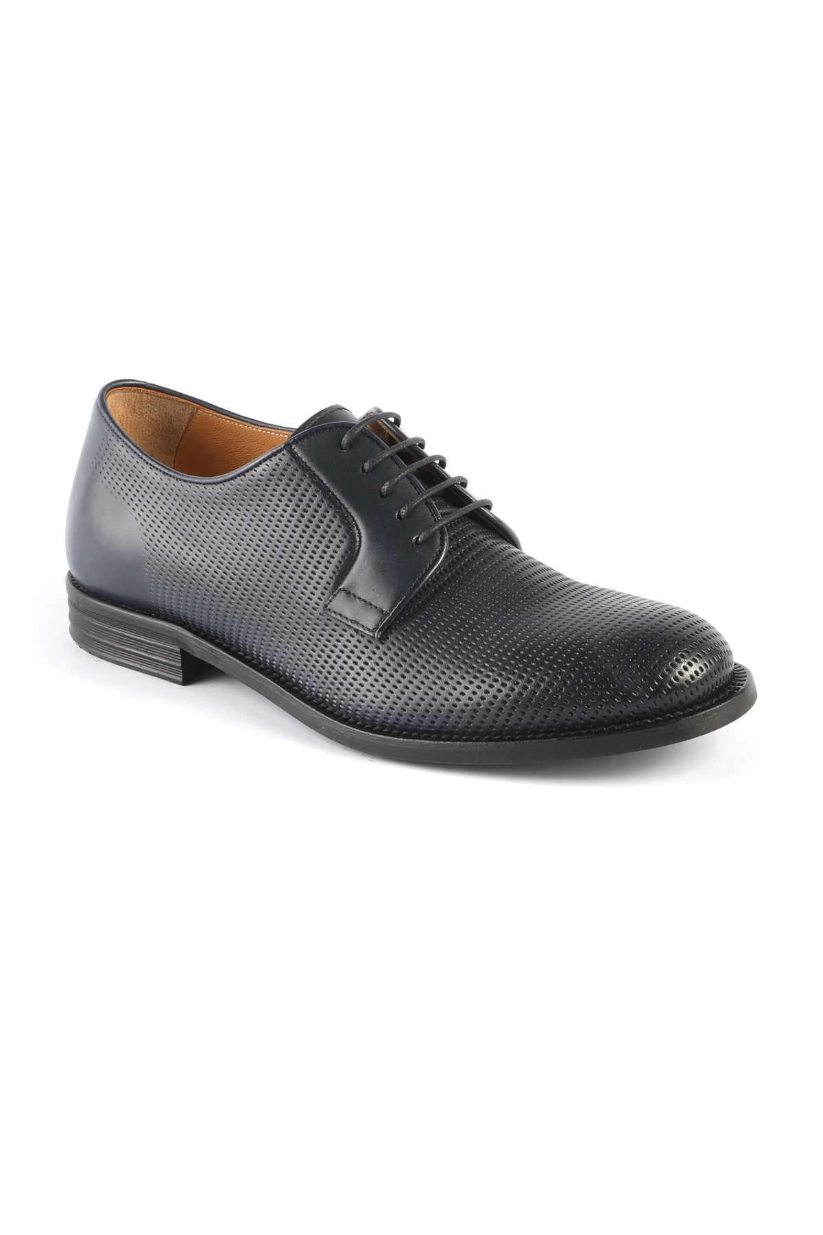 Libero L3210 Navy Blue Classic Shoes