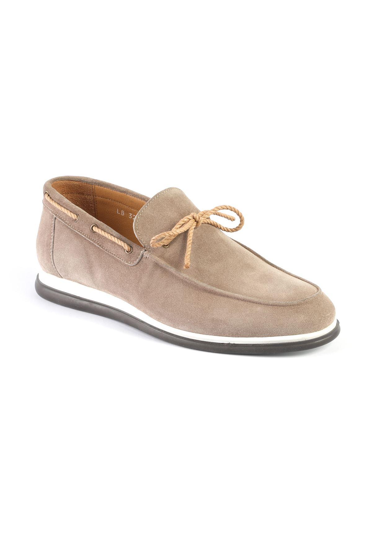 Libero 3283 Vizon Loafer Ayakkabı