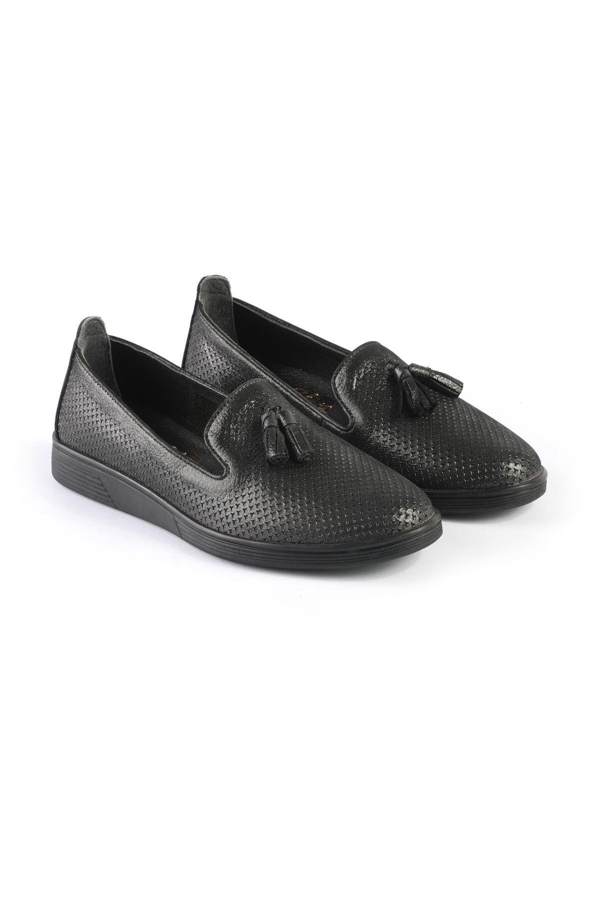 Libero FMS204 Çelik Babet Ayakkabı